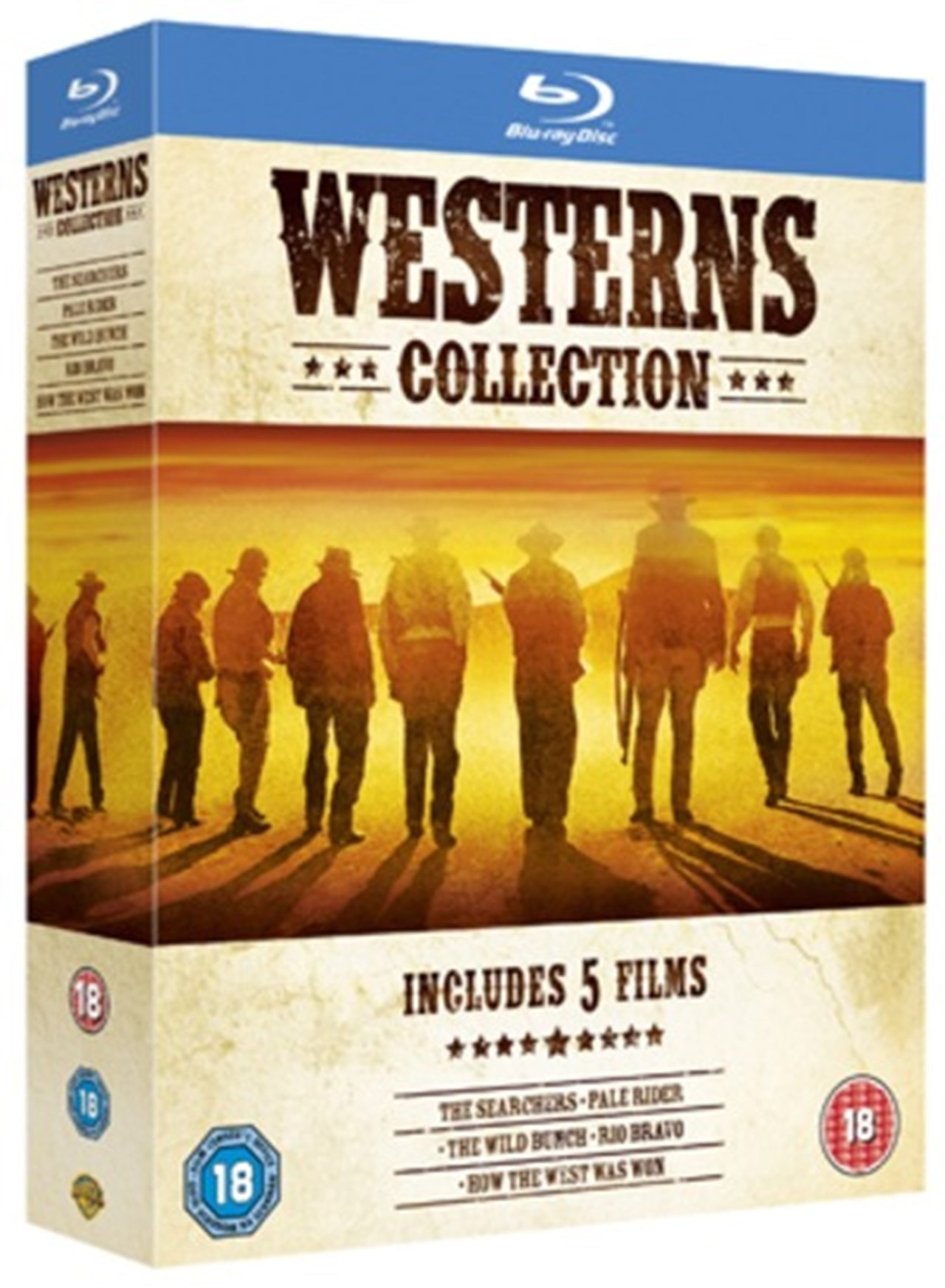 Westerns Collection - 1