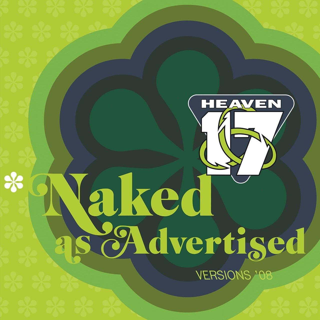 Naked As Advertised - Versions '08 - 1