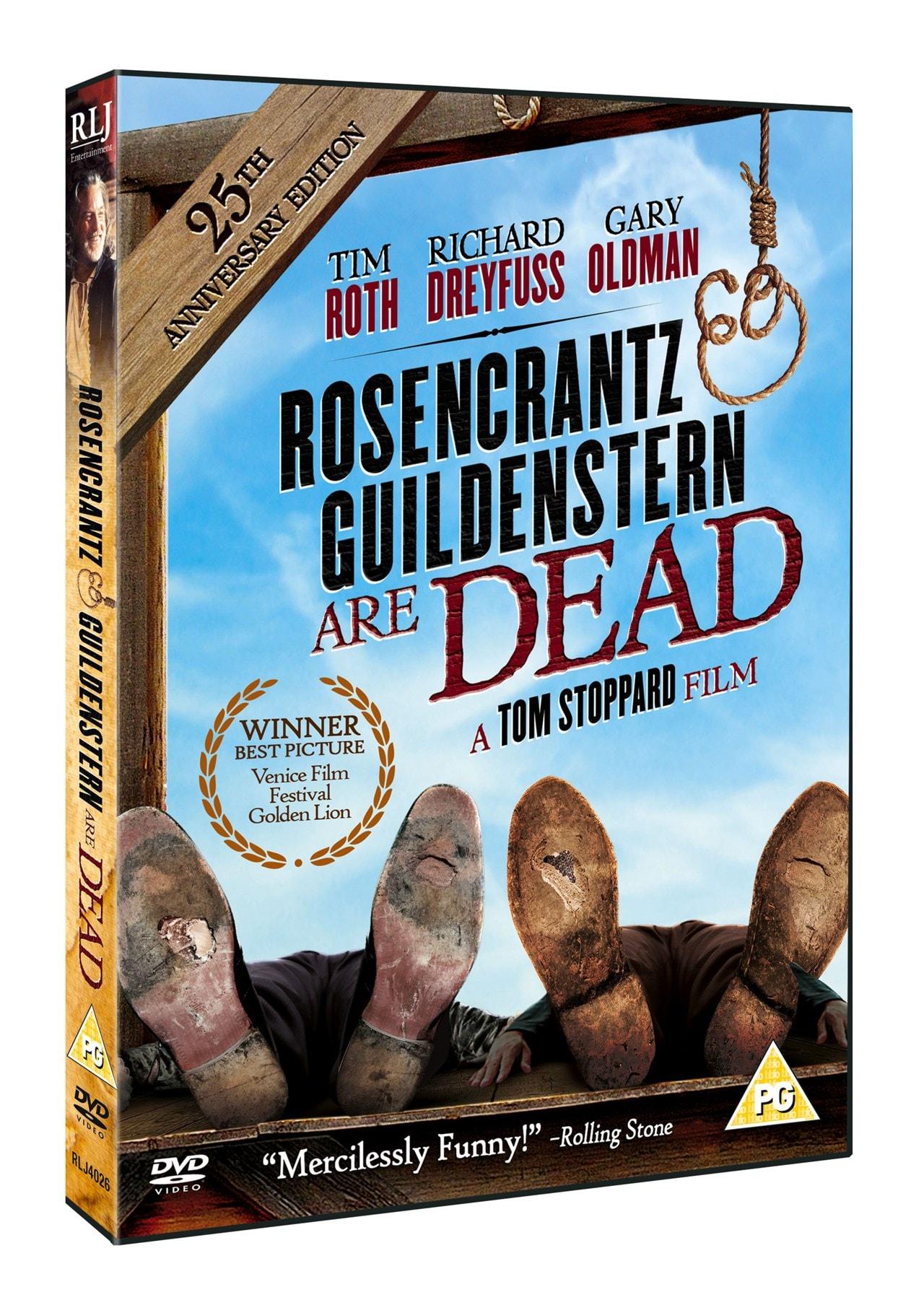 Rosencrantz and Guildenstern Are Dead - 1