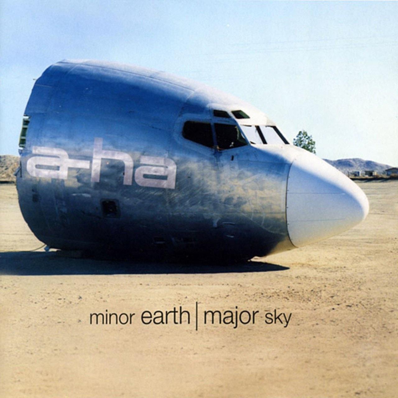 Minor Earth Major Sky - 1
