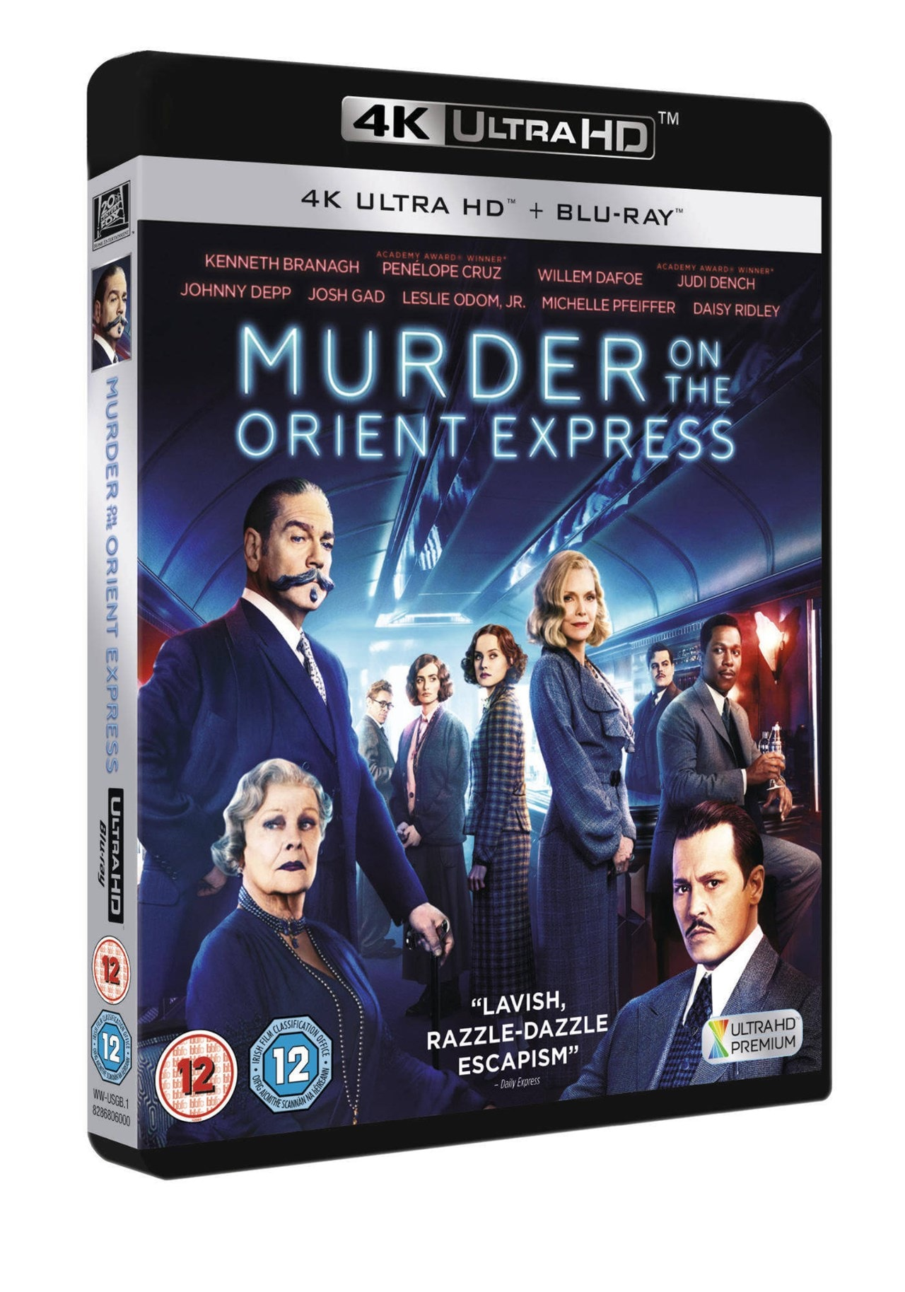 Murder On the Orient Express - 2