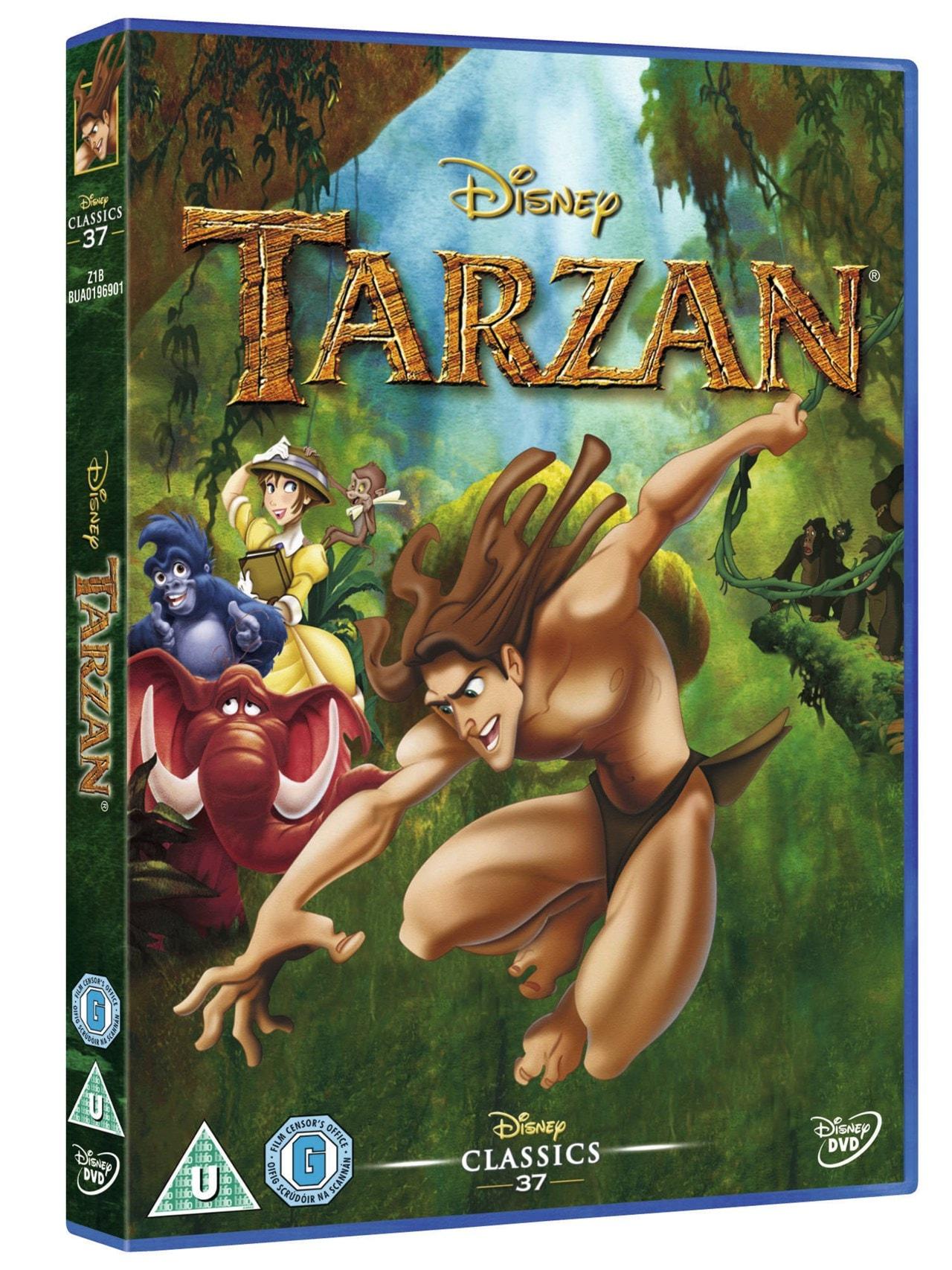 Tarzan (Disney) - 4