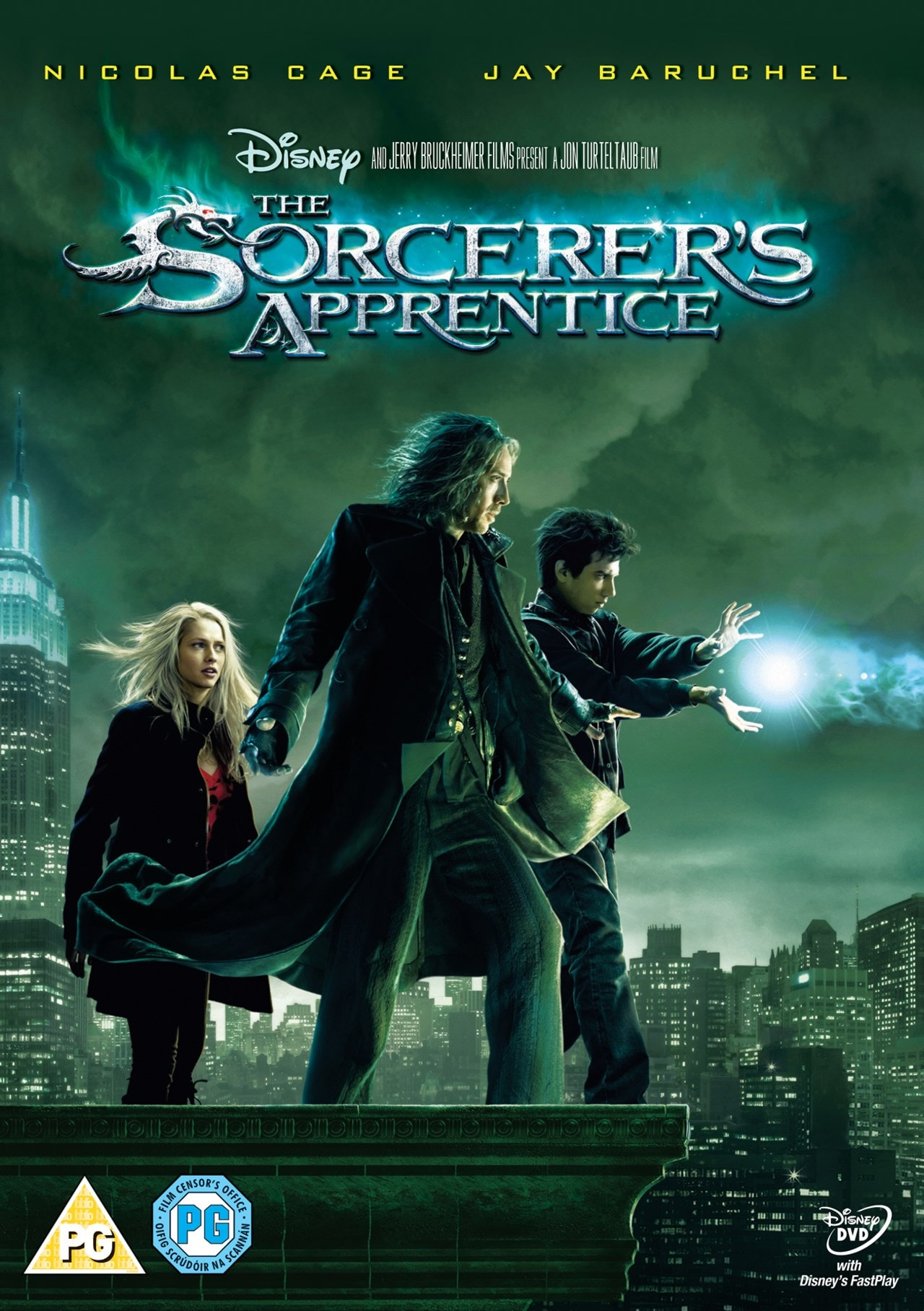 The Sorcerer's Apprentice - 1