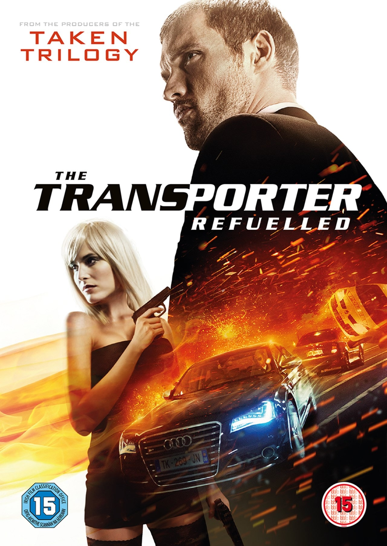 The Transporter Refuelled - 1