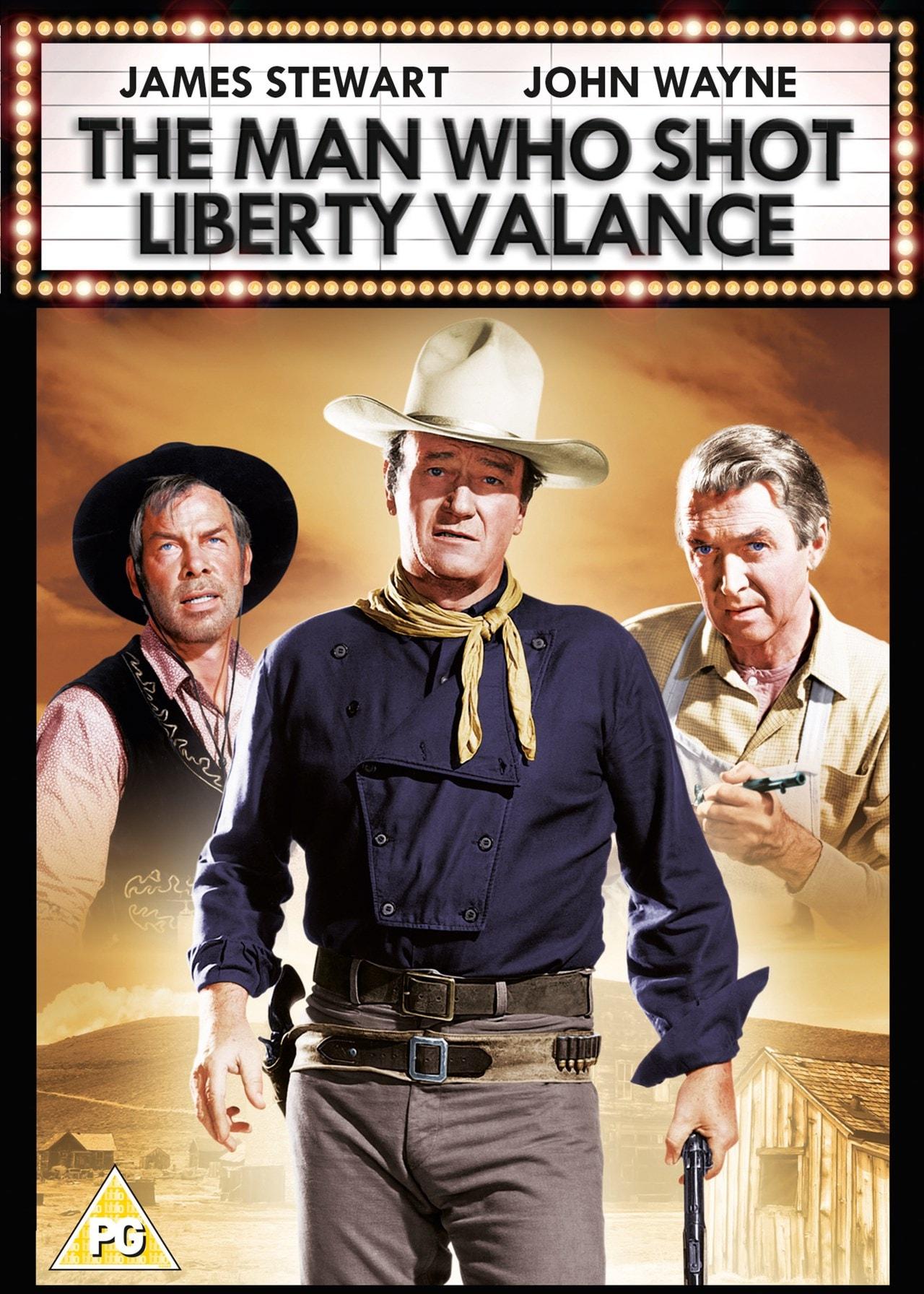 The Man Who Shot Liberty Valance - 1