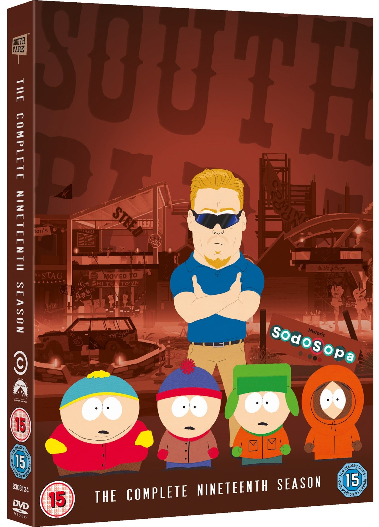 South Park: The Complete Nineteenth Season - 2