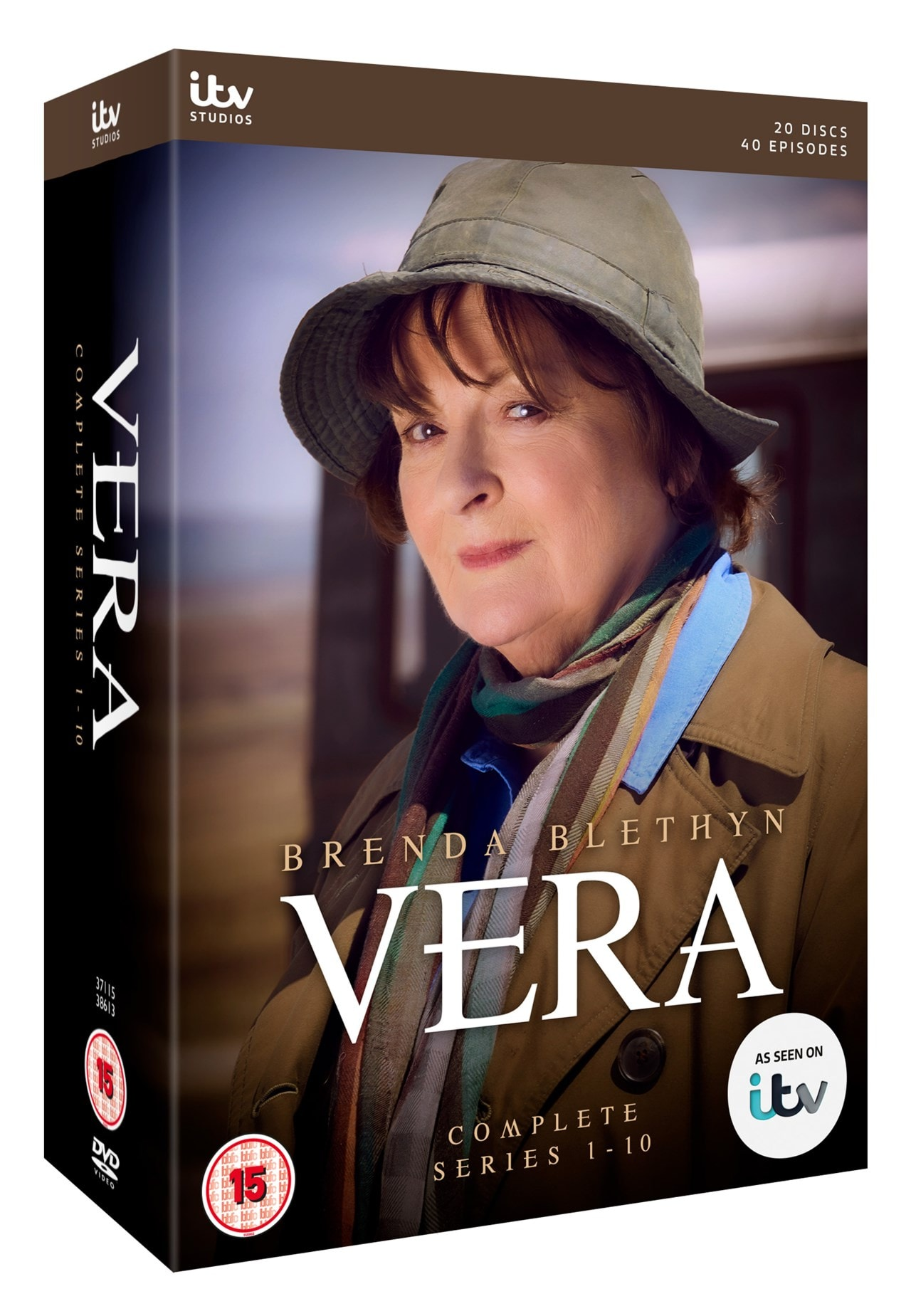 Vera: Series 1-10 - 2