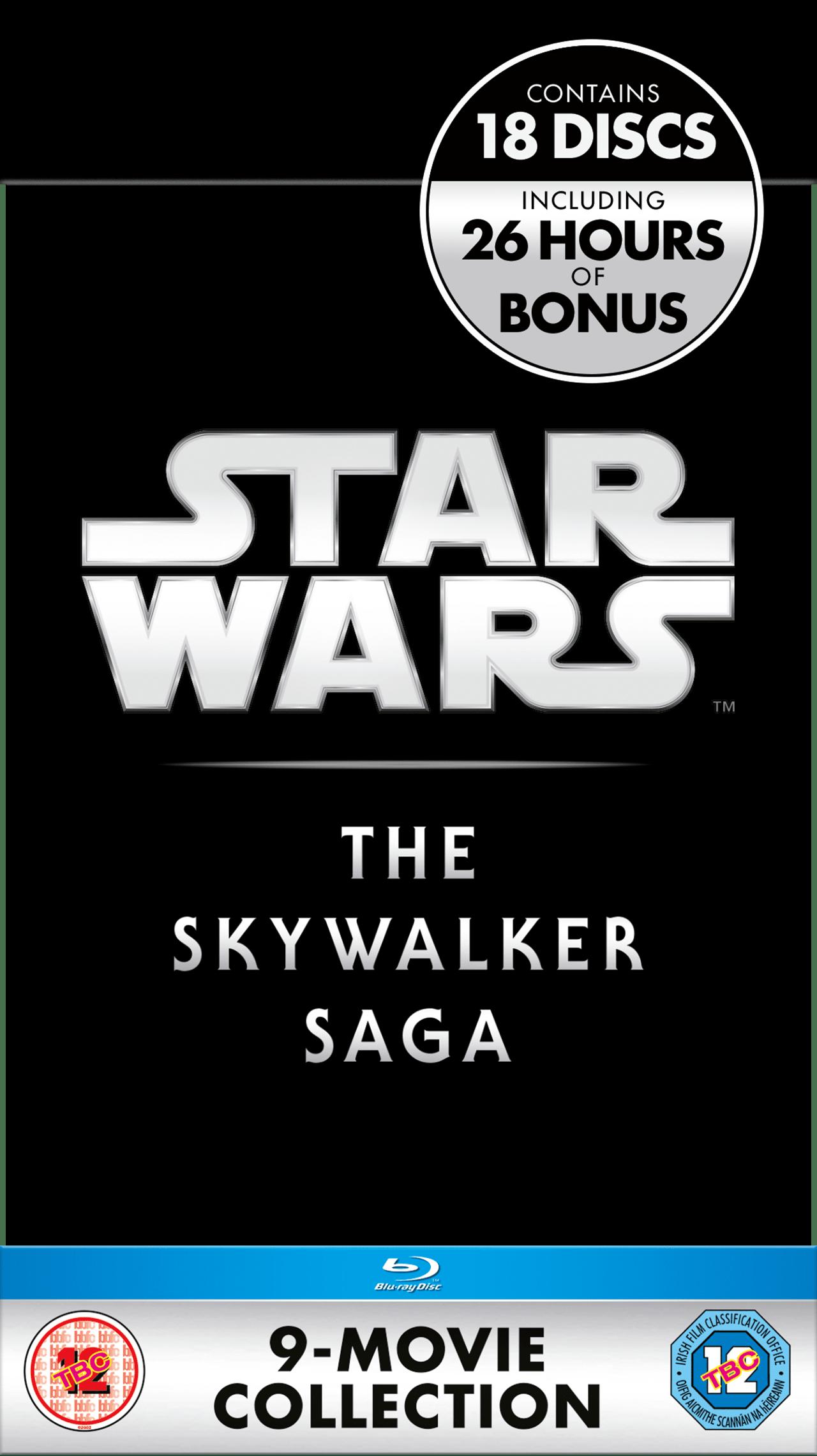 Star Wars: The Skywalker Saga Complete Box Set - 3