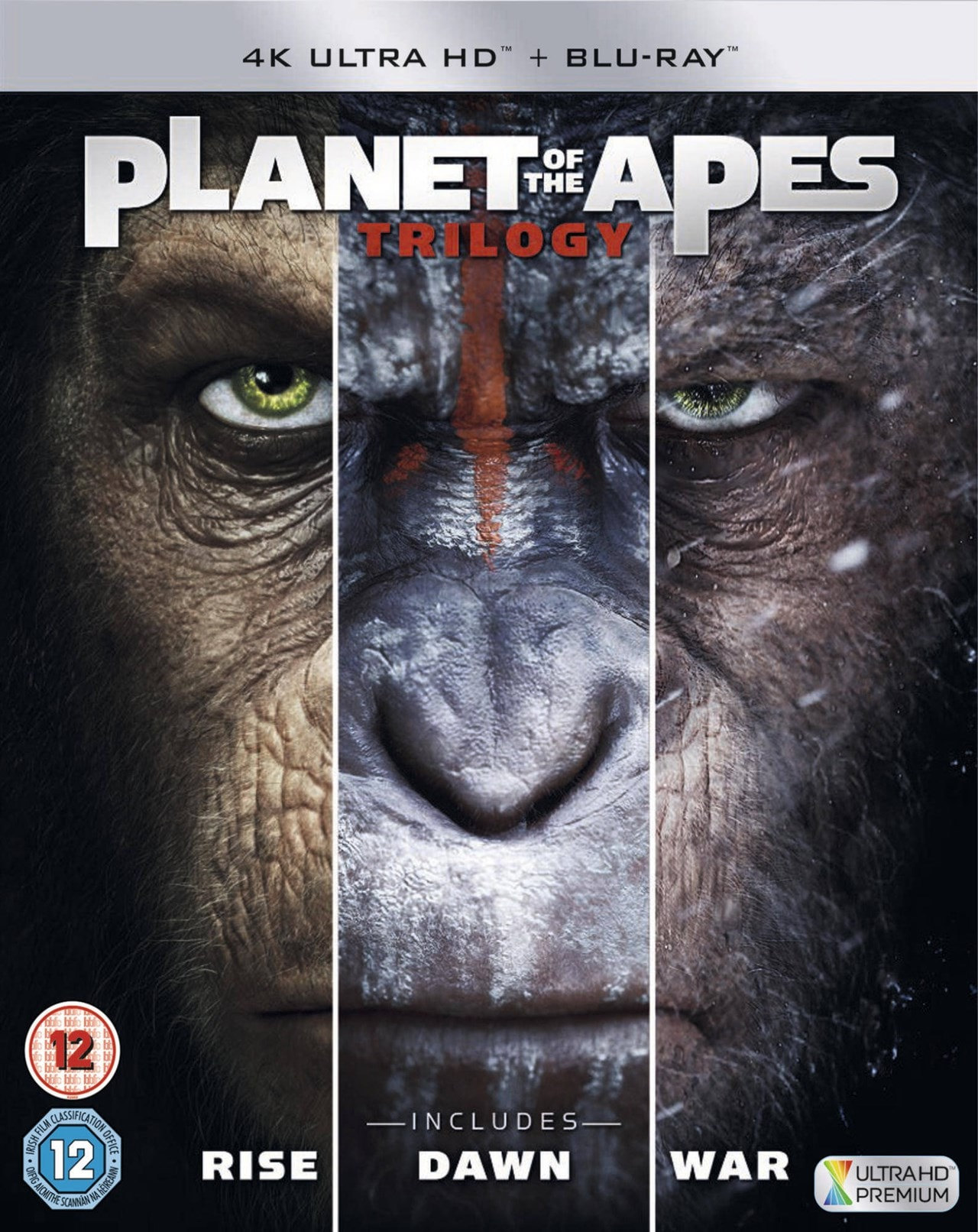 Planet of the Apes Trilogy - 1