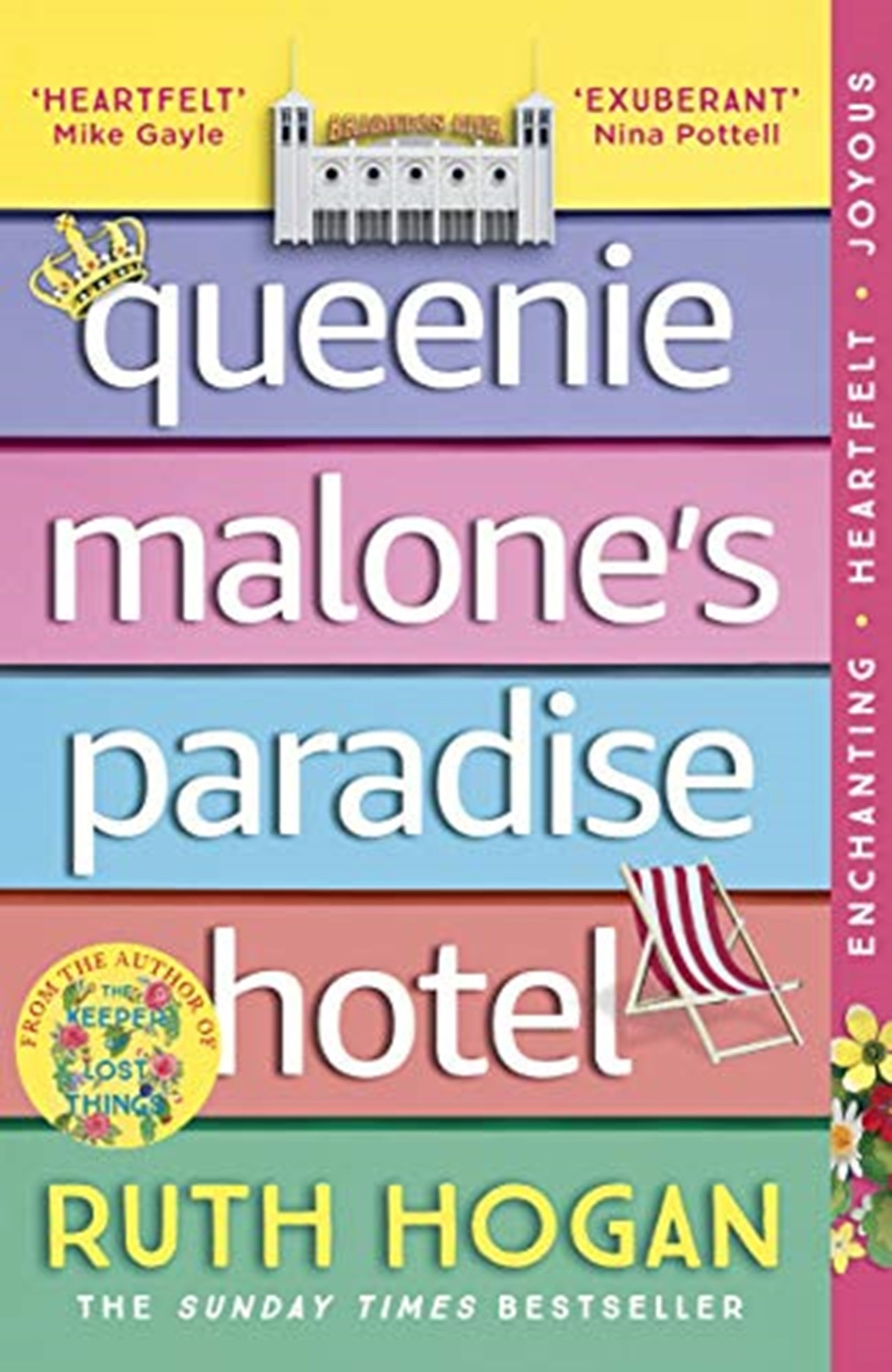 Queenie Malone's Paradise Hotel - 1