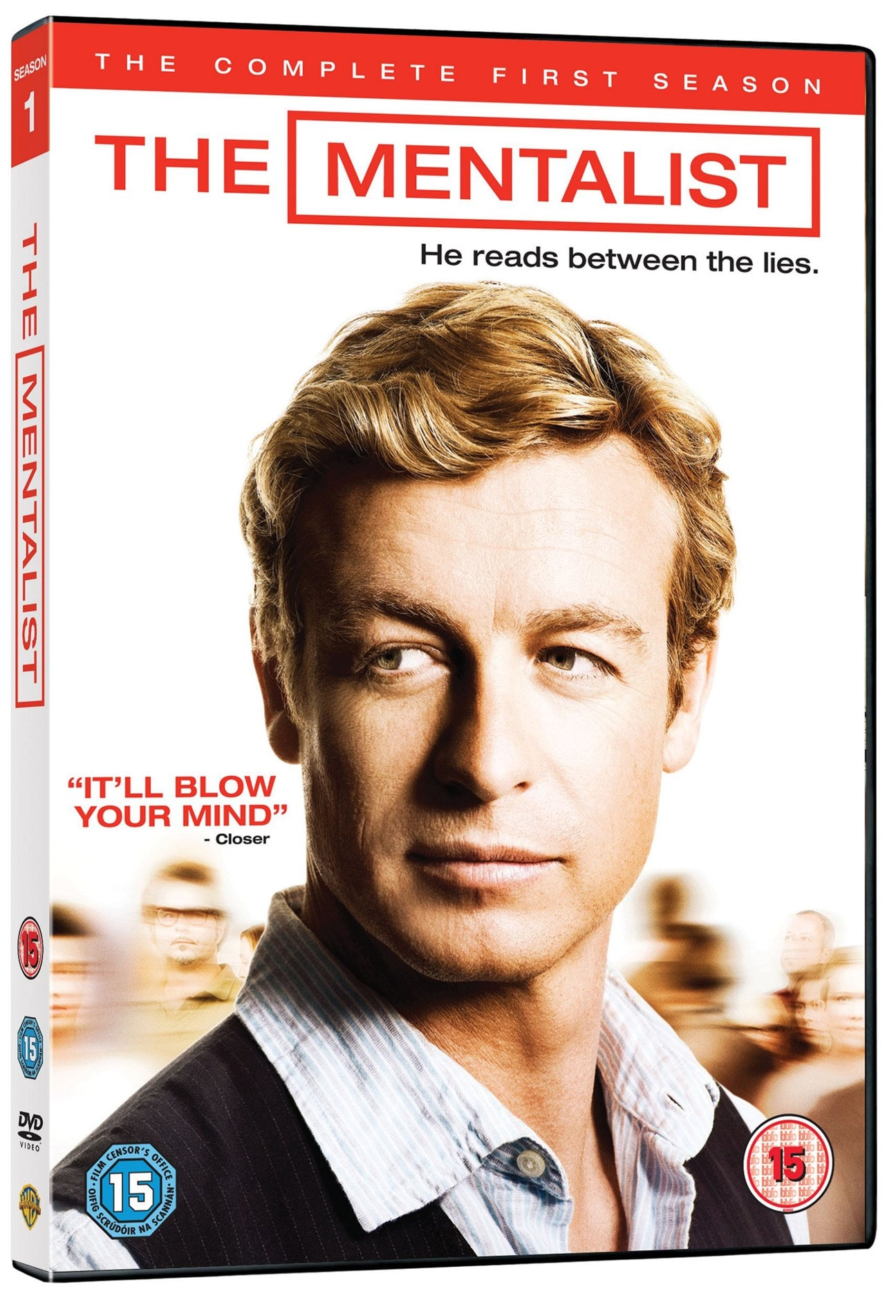 The Mentalist: The Complete First Season - 2