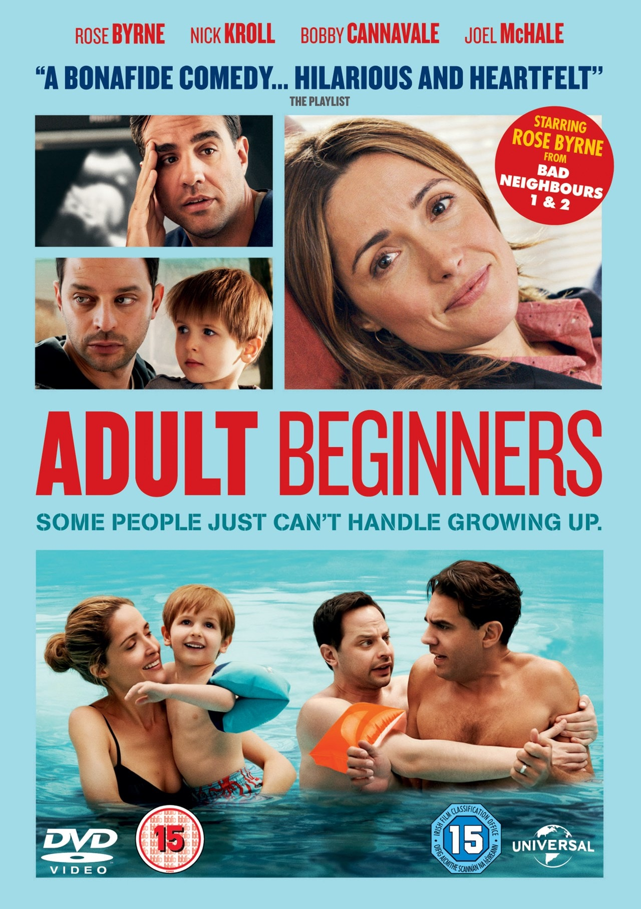 Adult Beginners - 1