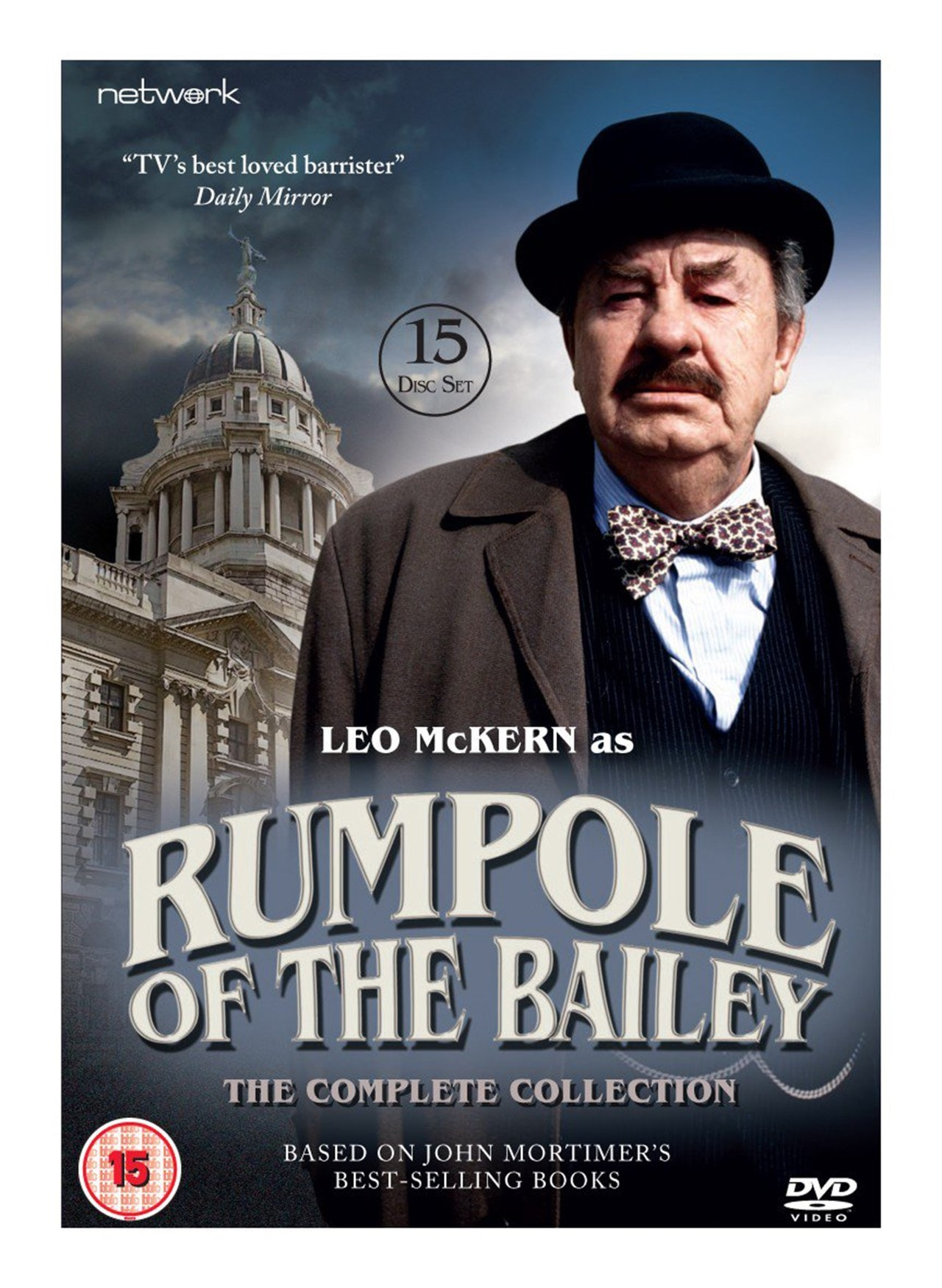 Rumpole of the Bailey: The Complete Series - 1