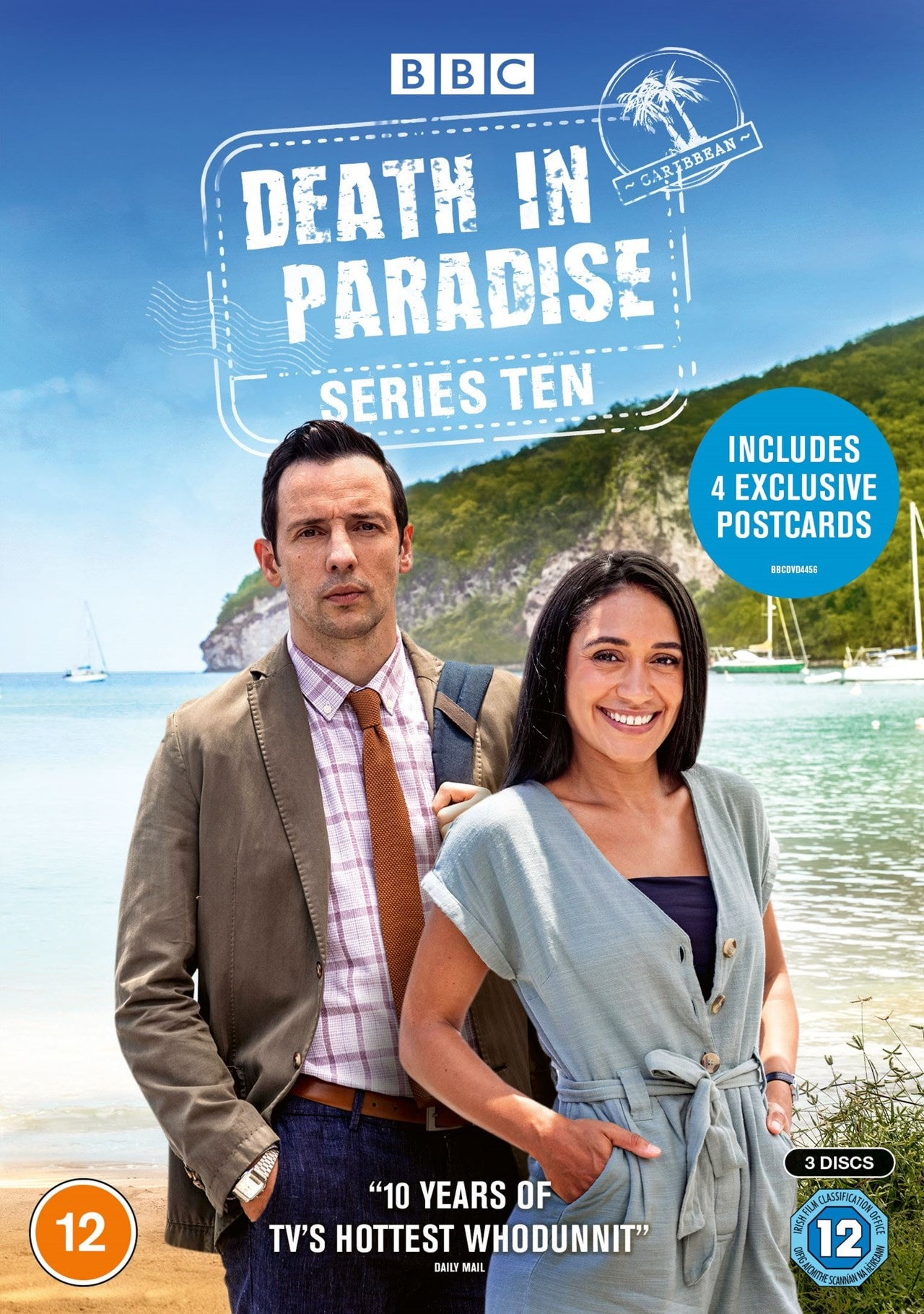 Death in Paradise: Series Ten - 2
