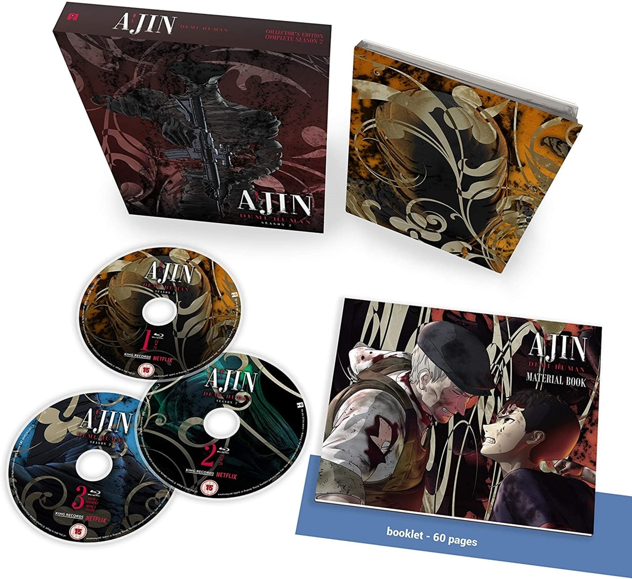 Ajin: Demi-human - Season 2 Limited Collector's Edition - 1