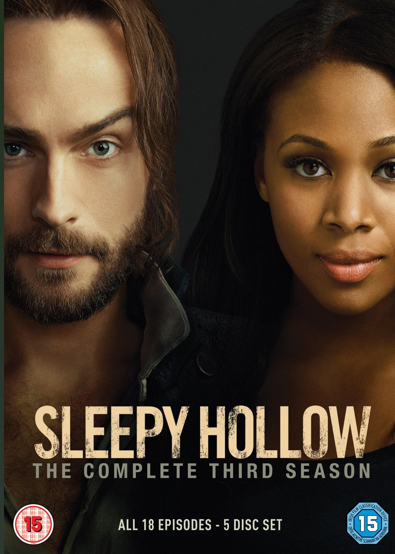 Sleepy Hollow: The Complete Third Season - 1