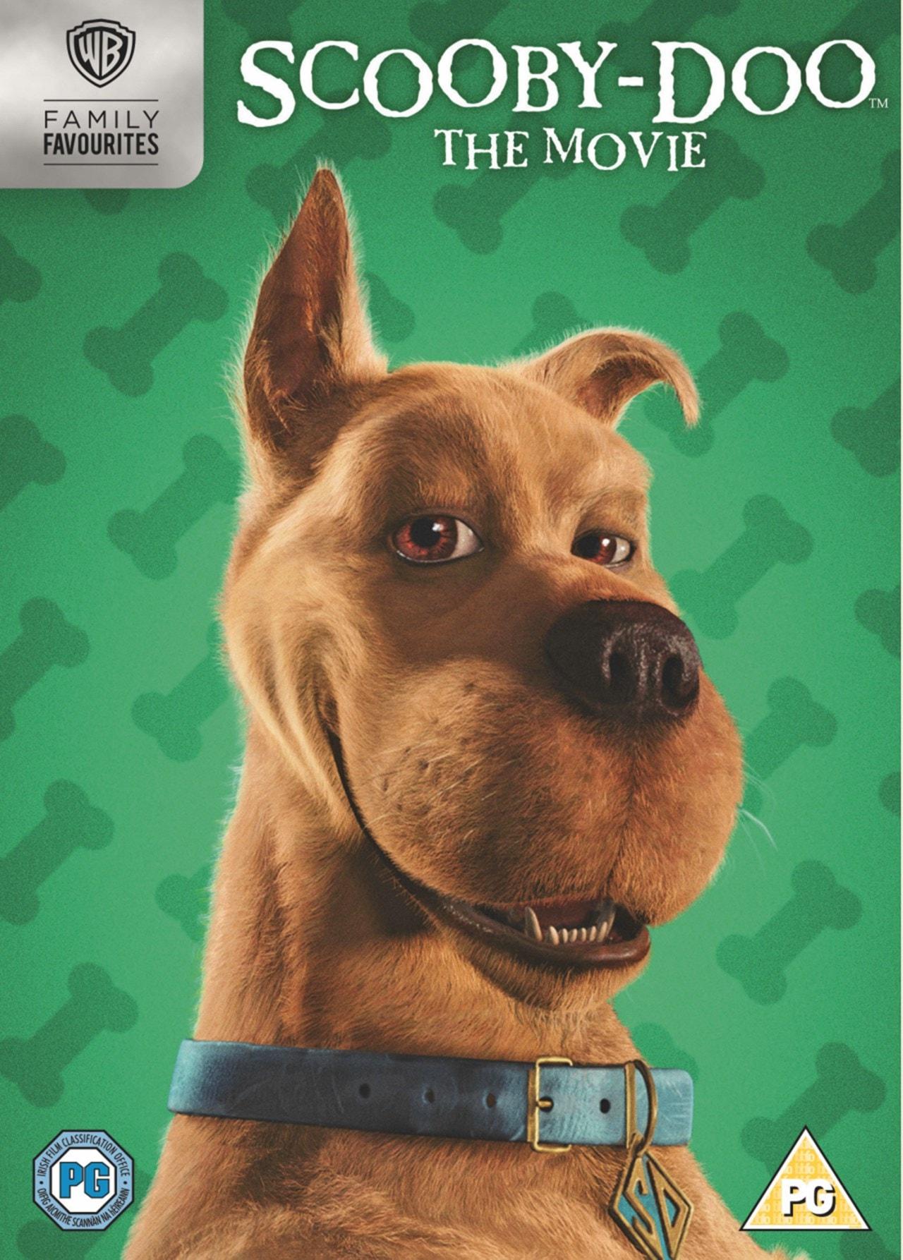 Scooby-Doo - the Movie - 1