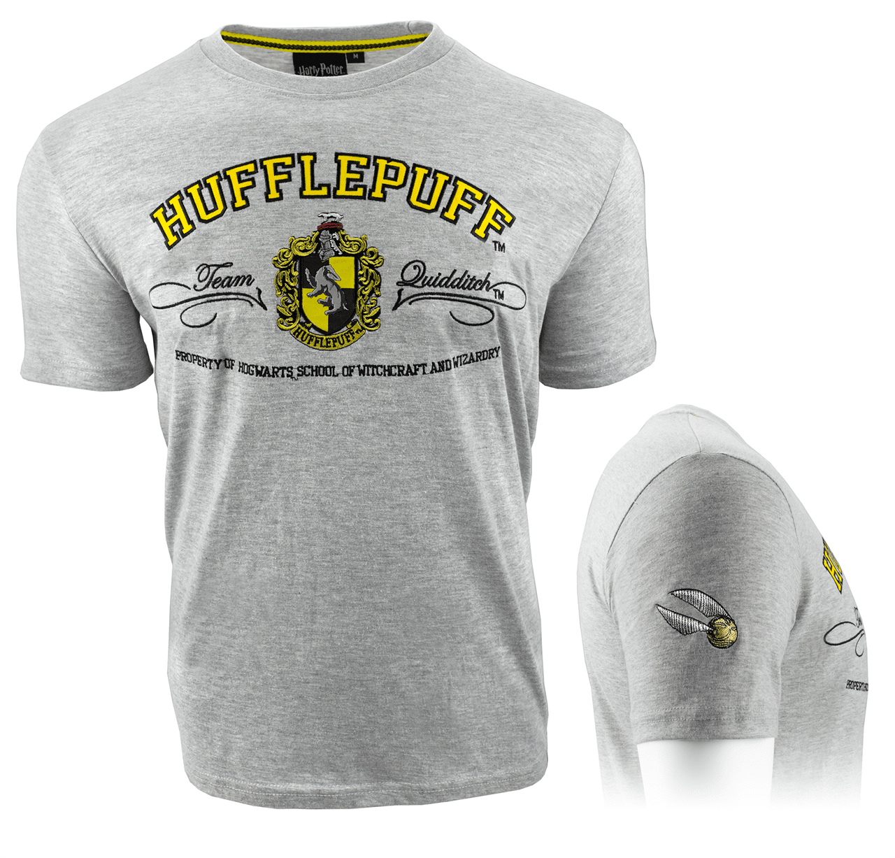 Harry Potter: Hufflepuff Quidditch (Small) - 1