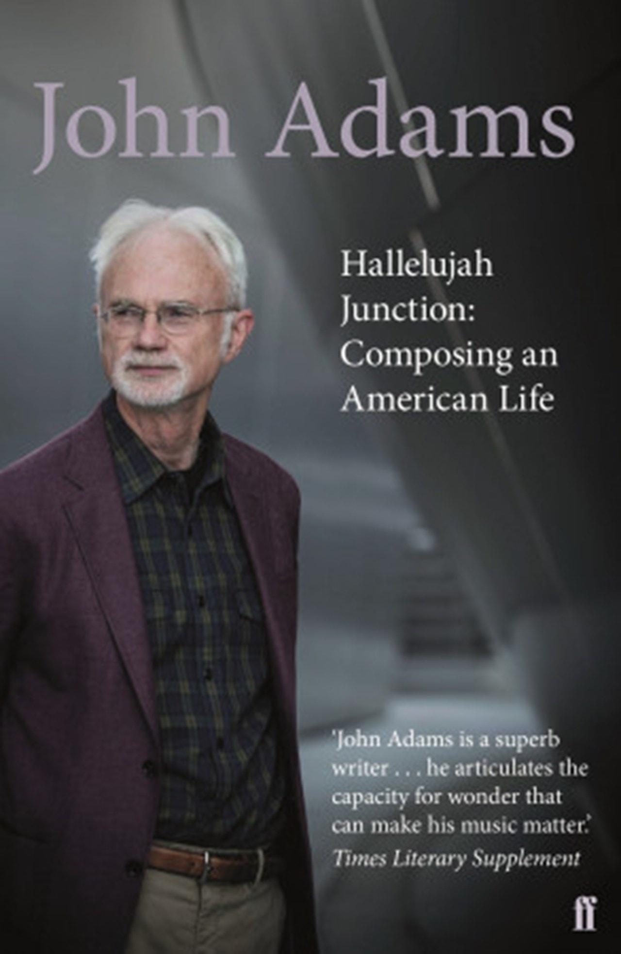 Hallelujah Junction: Composing an American Life - 1