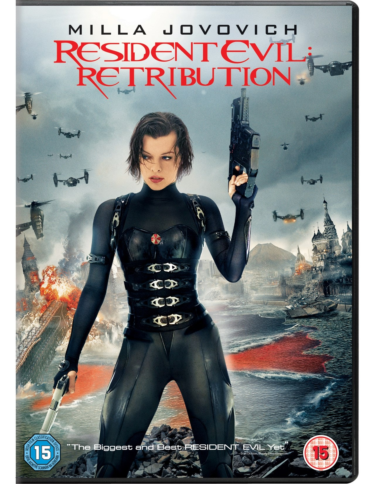 Resident Evil: Retribution - 1