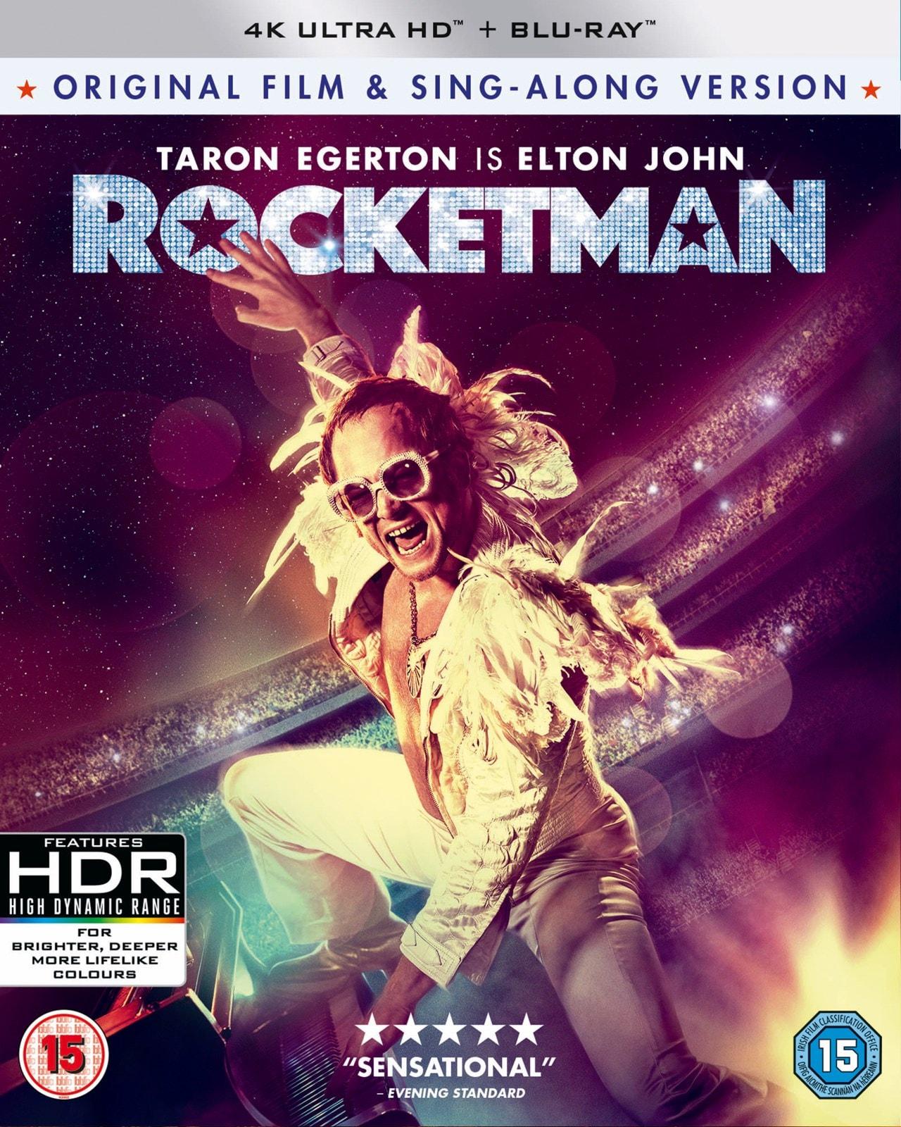 Rocketman - 1
