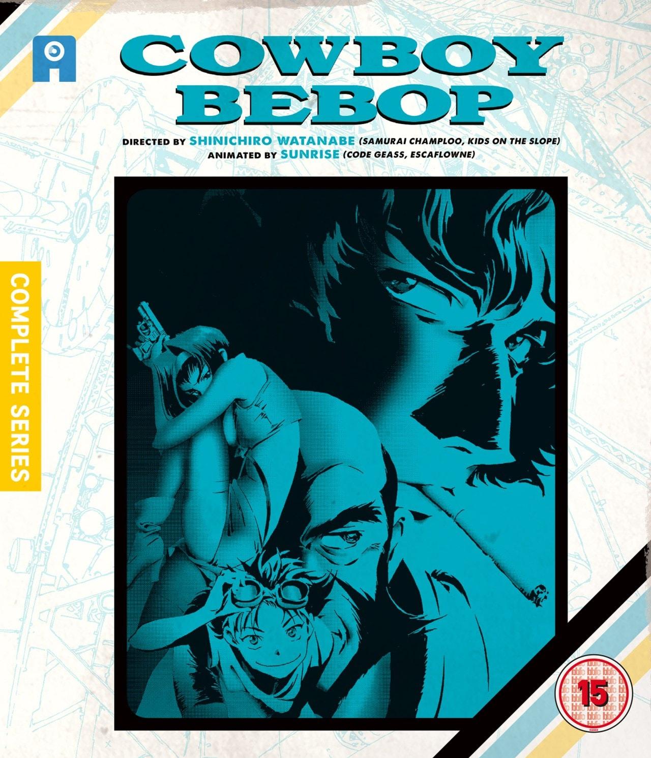 Cowboy Bebop: Complete Collection - 1