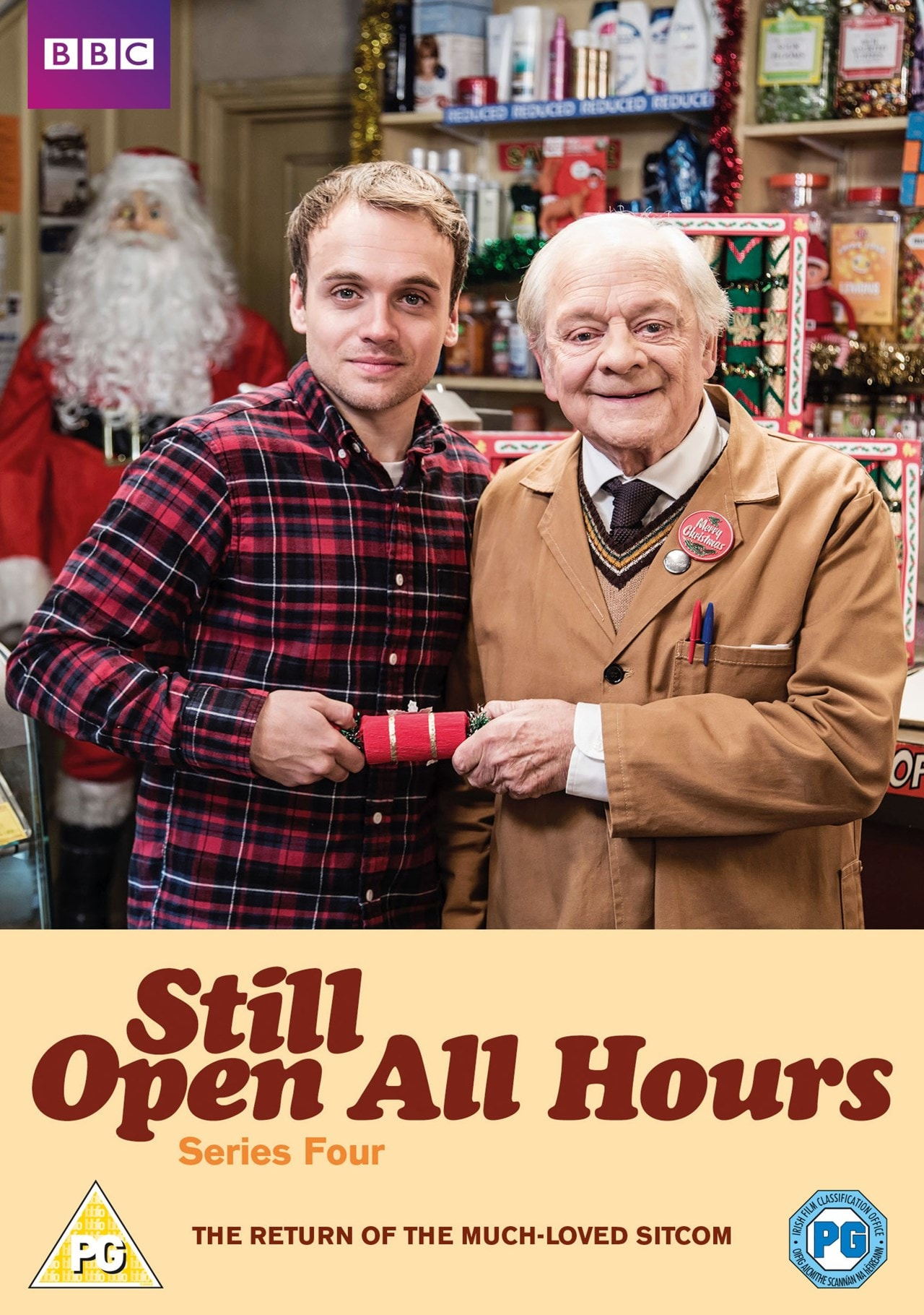 Still Open All Hours: Series Four - 1