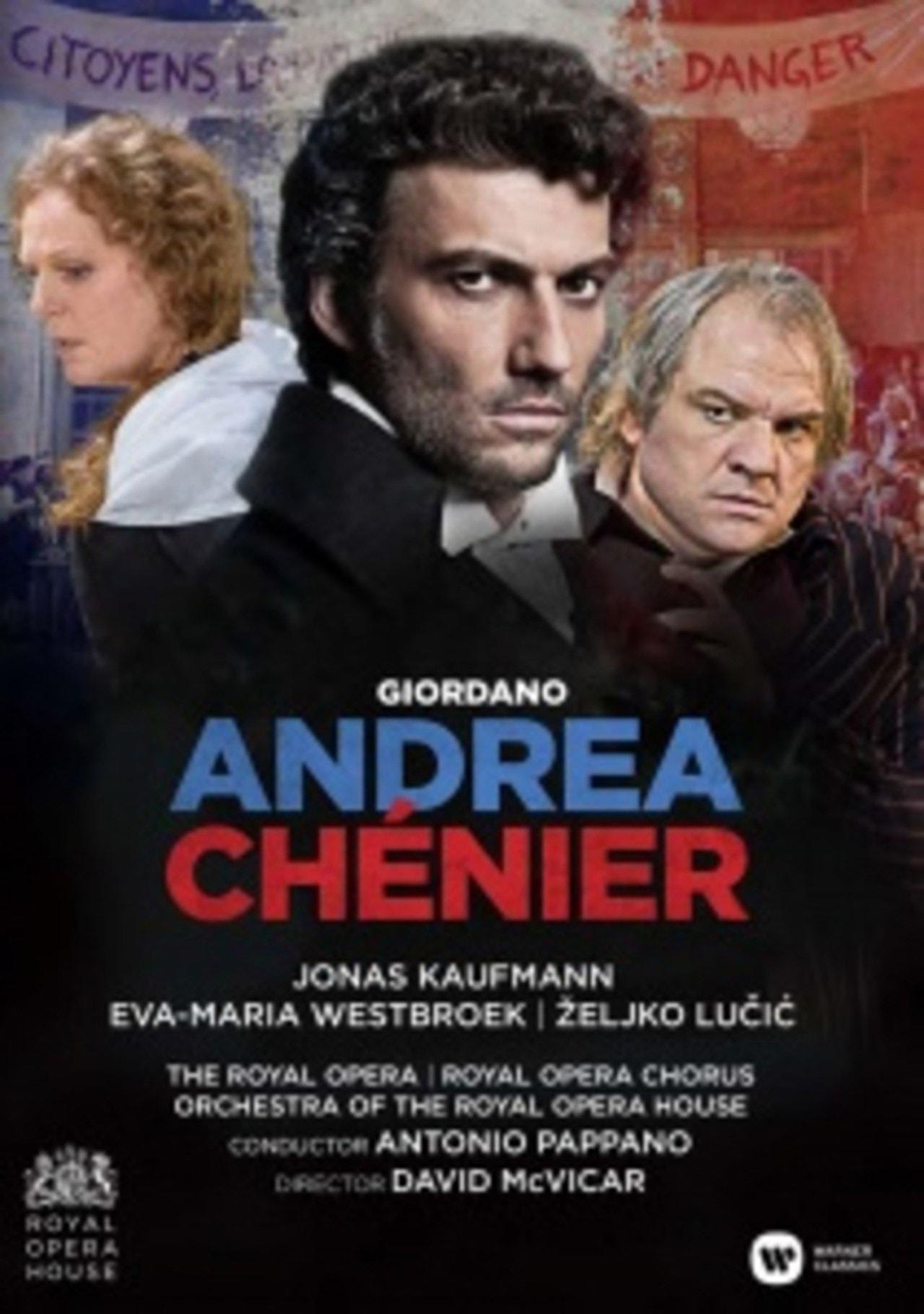 Andrea Chenier: The Royal Opera (Pappano) - 1