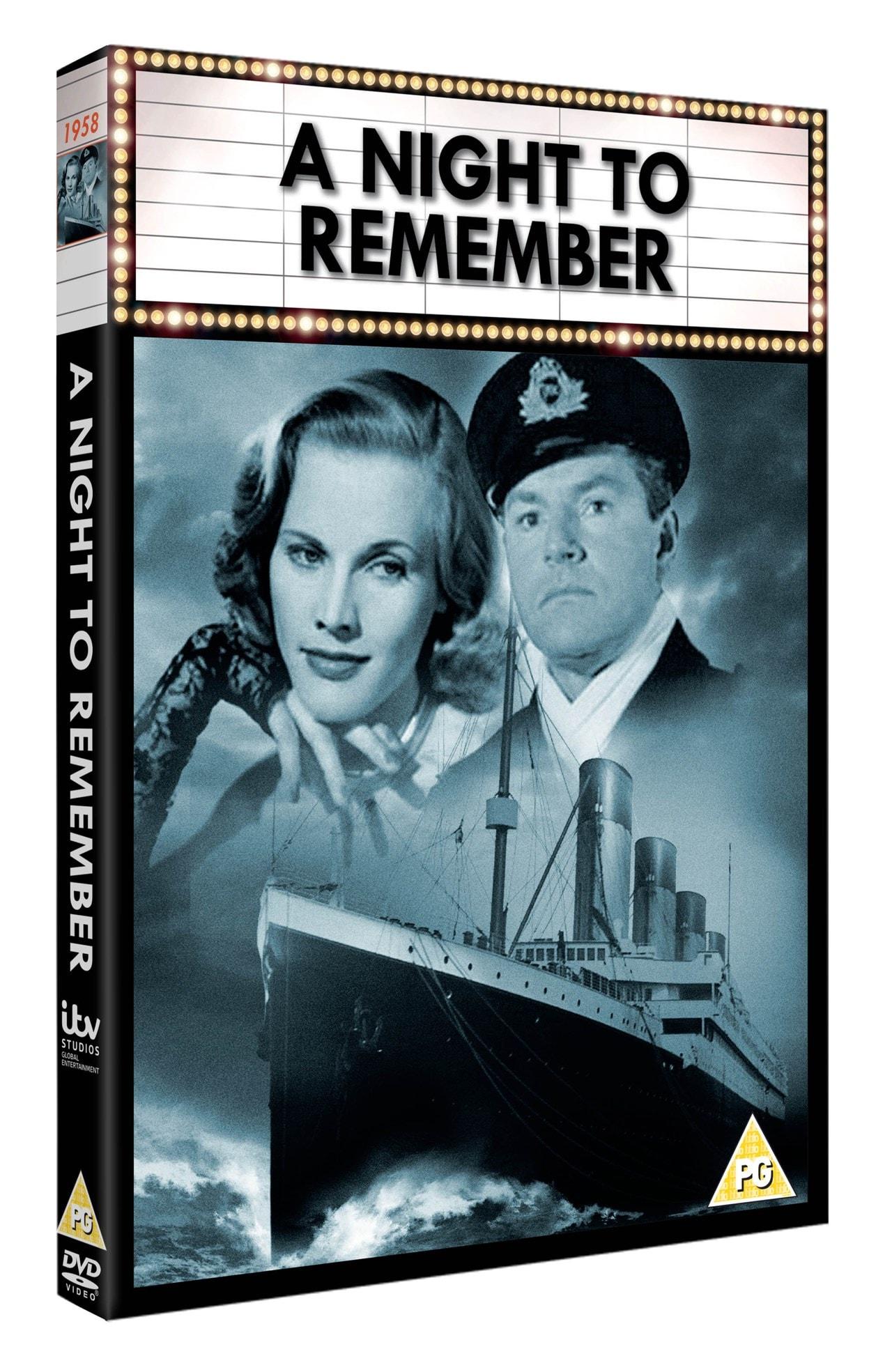 A Night to Remember - British Classics (hmv Exclusive) - 2