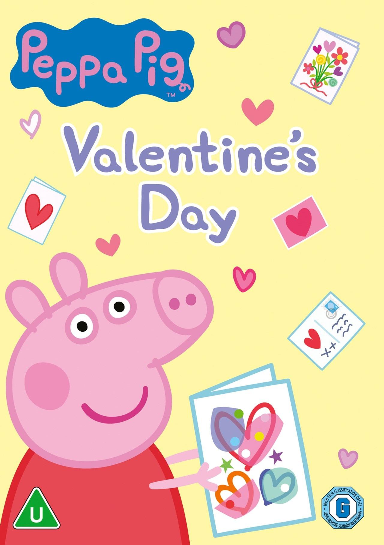 Peppa Pig: Valentine's Day - 1