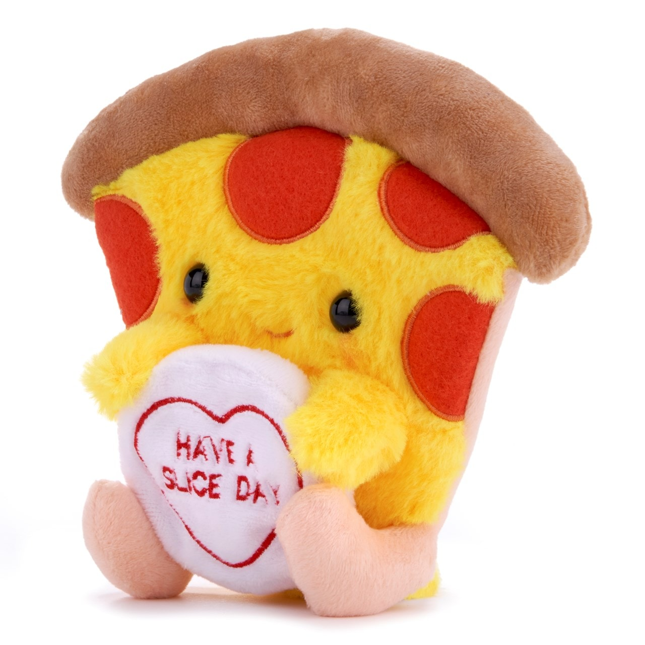 Patrick the Pizza: Swizzles Love Hearts Collection Plush Toy - 2