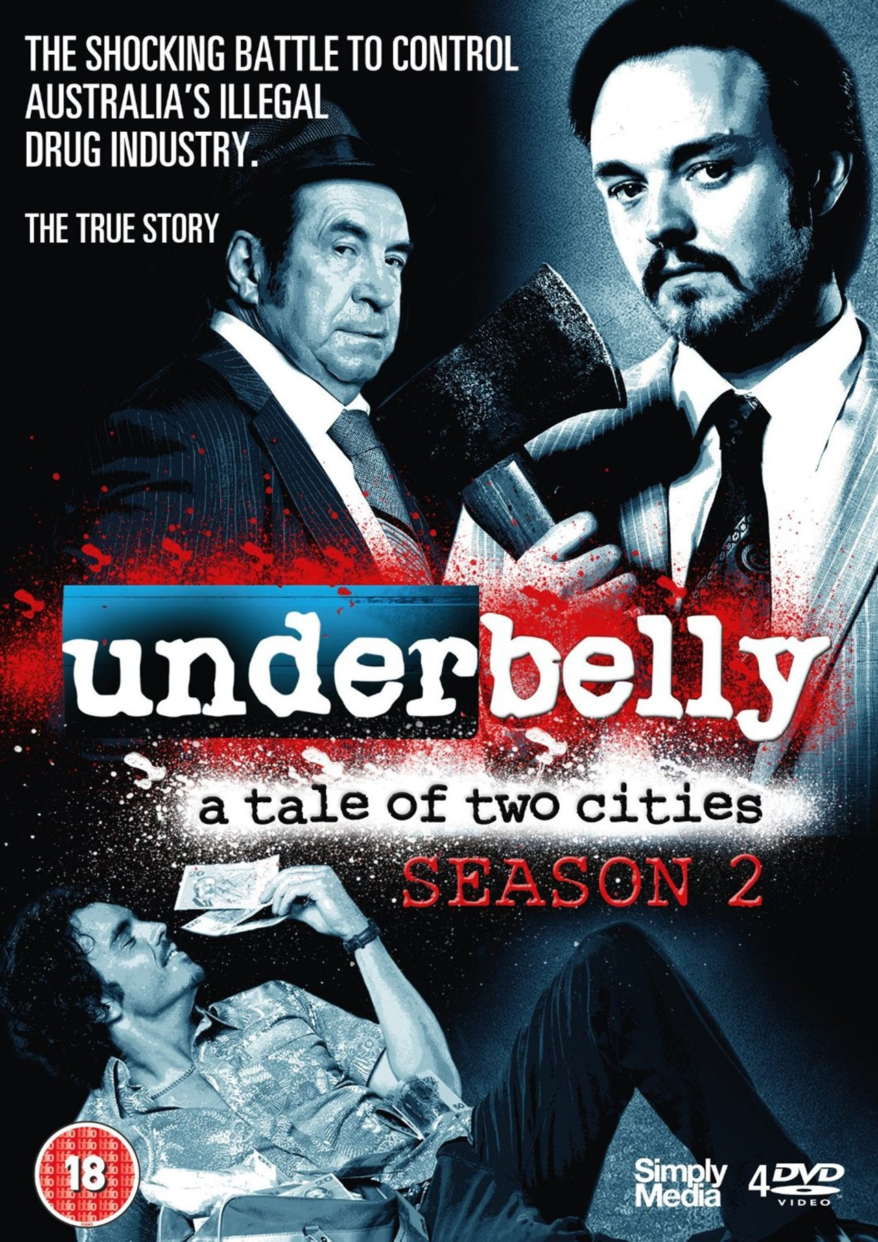 Underbelly: Season 2 - A Tale of Two Cities - 1