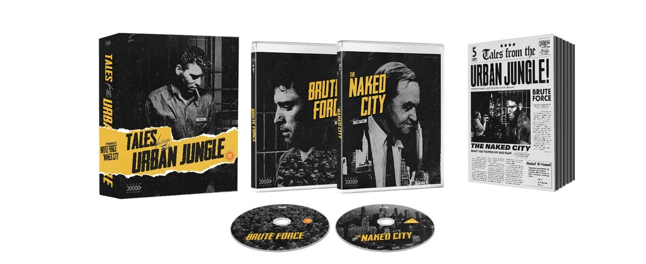 Tales from the Urban Jungle - Brute Force and the Naked City - 1