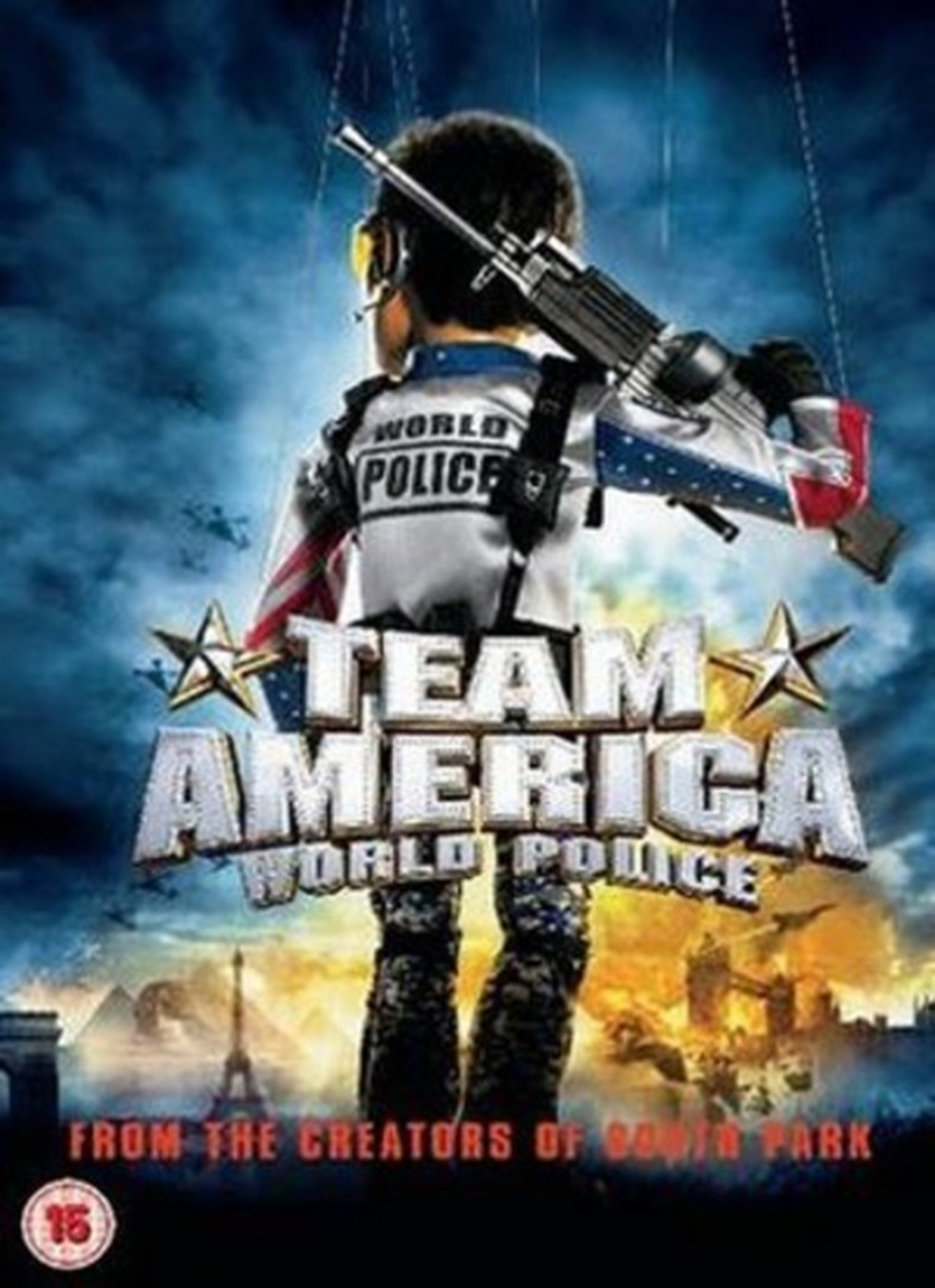 Team America - World Police - 1
