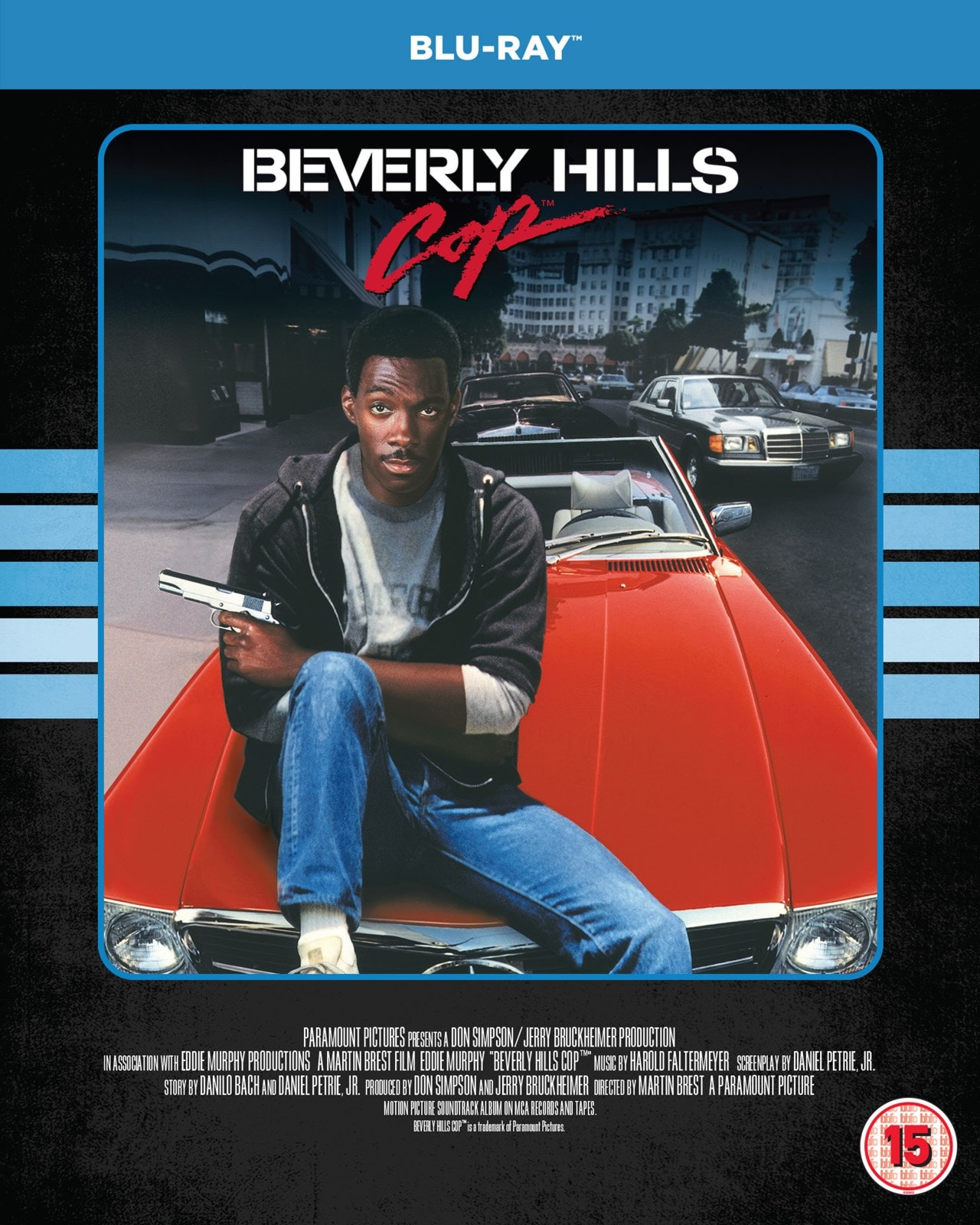 Beverly Hills Cop - Retro Classics (hmv Exclusive) - 1