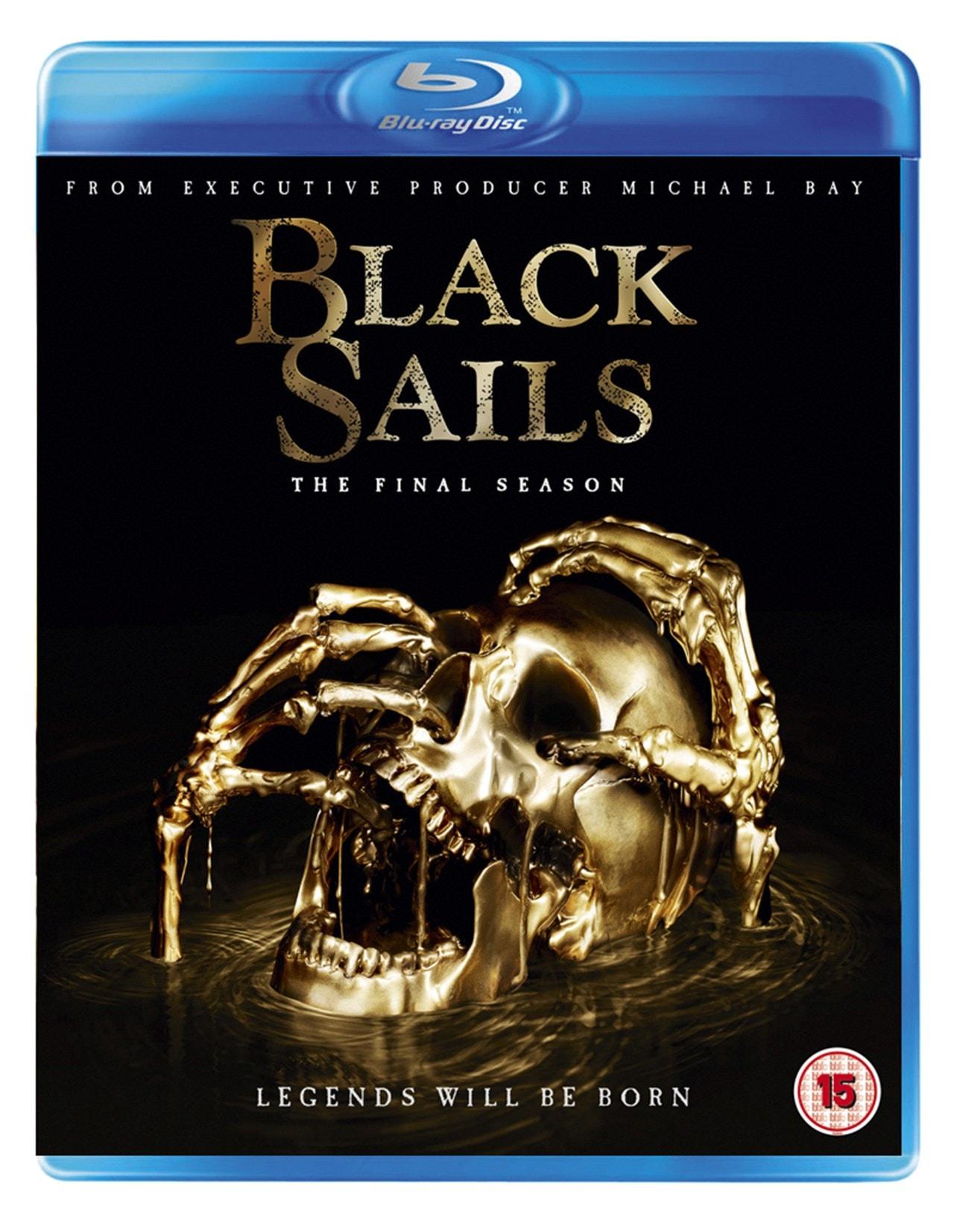 Black Sails: The Final Season - 1