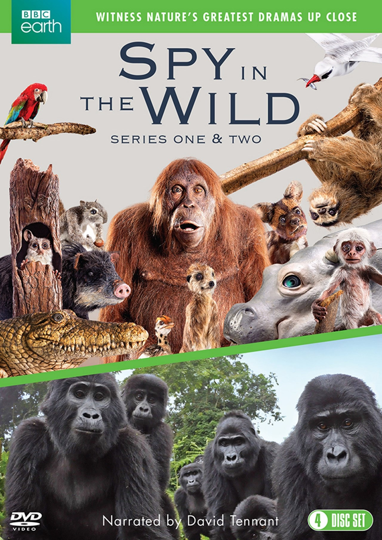 Spy in the Wild: Series One & Two - 1