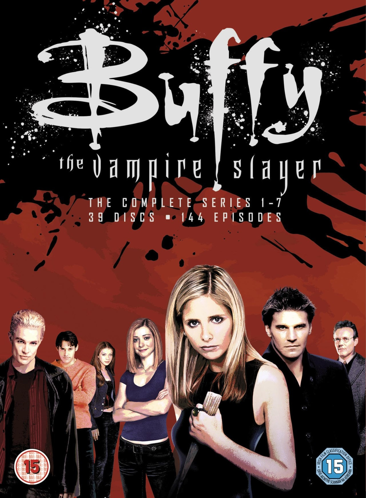 Buffy the Vampire Slayer: The Complete Series - 1
