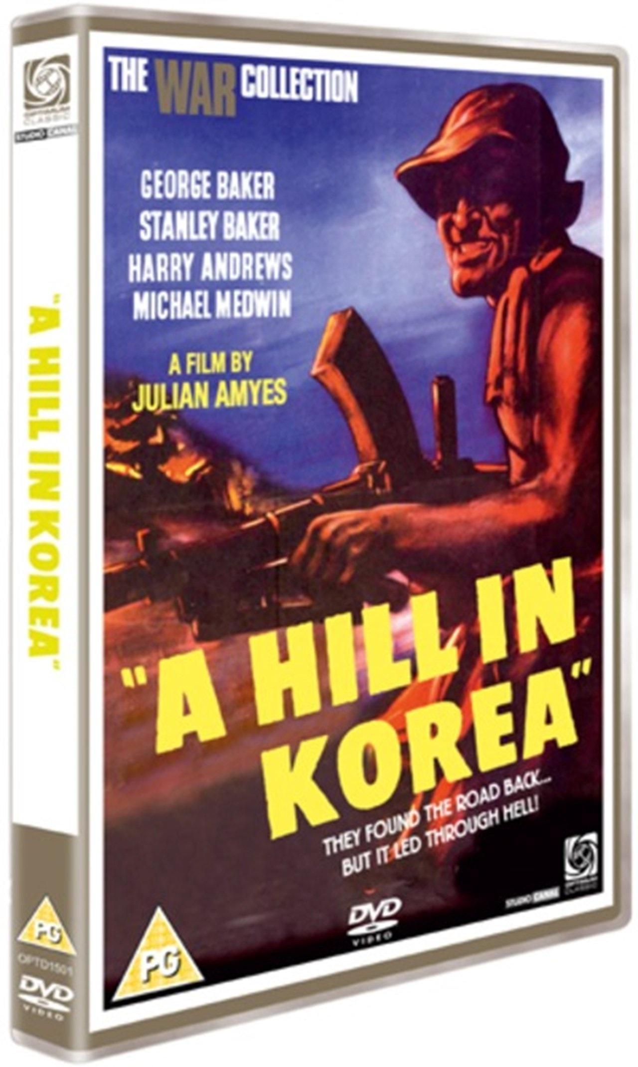 A Hill in Korea - 1