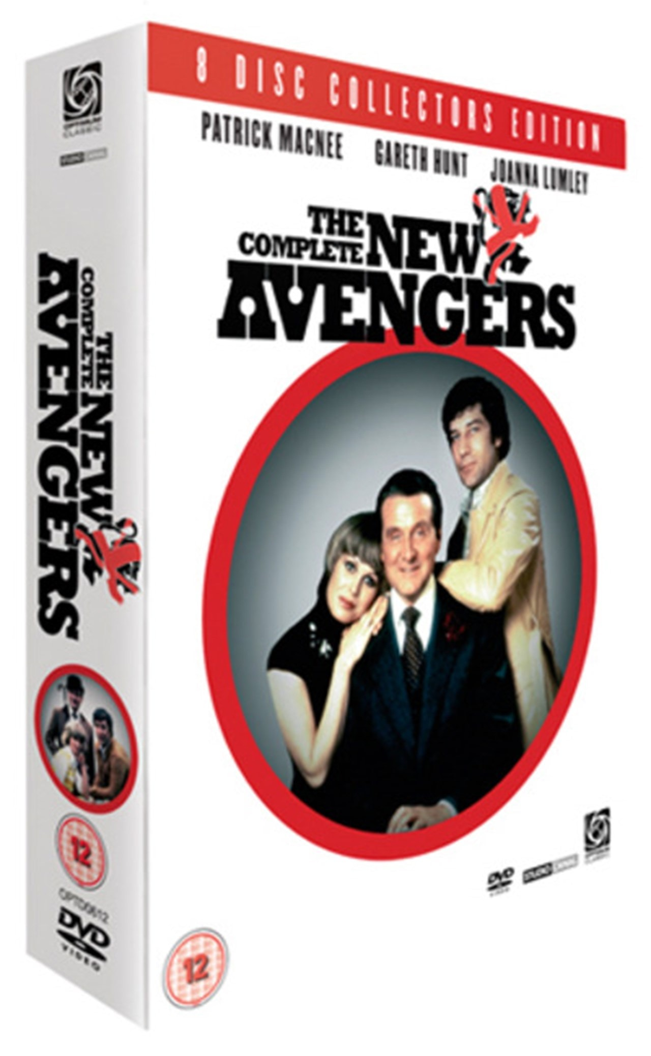 The New Avengers: The Complete Collection - 1