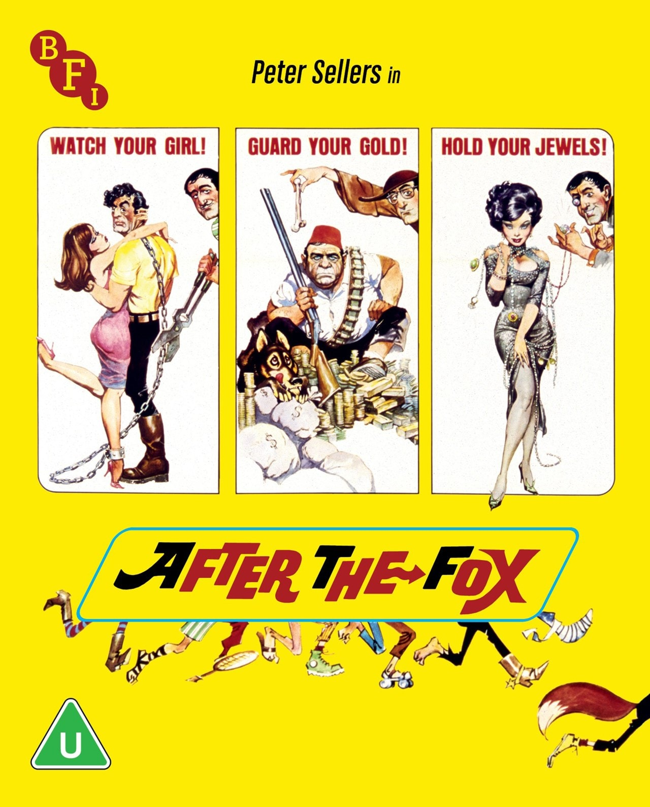 After the Fox - 1