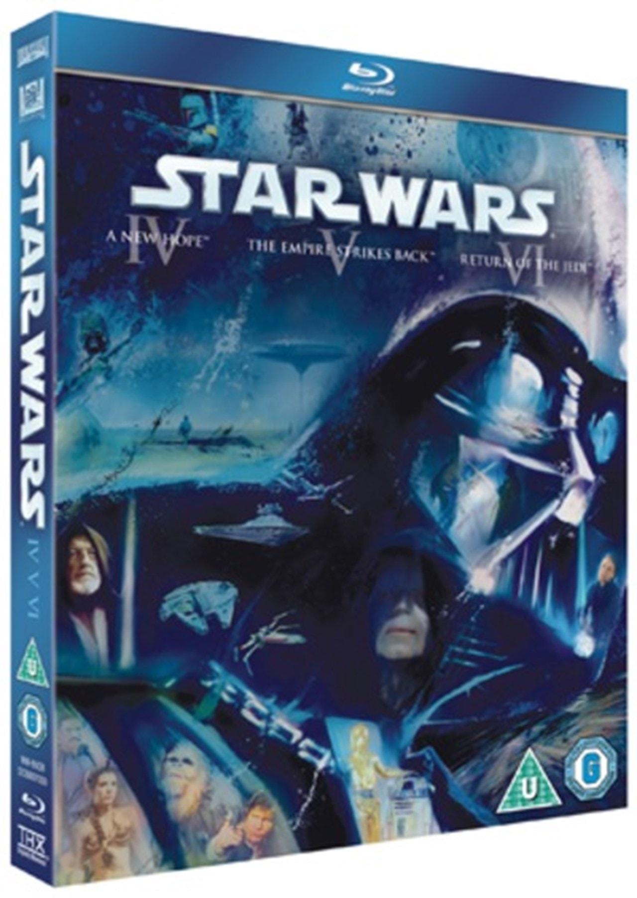 Star Wars Trilogy: Episodes IV, V and VI - 1