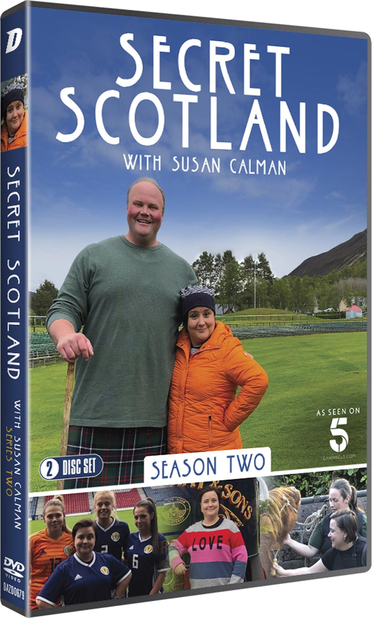 Secret Scotland With Susan Calman: Series Two - 2