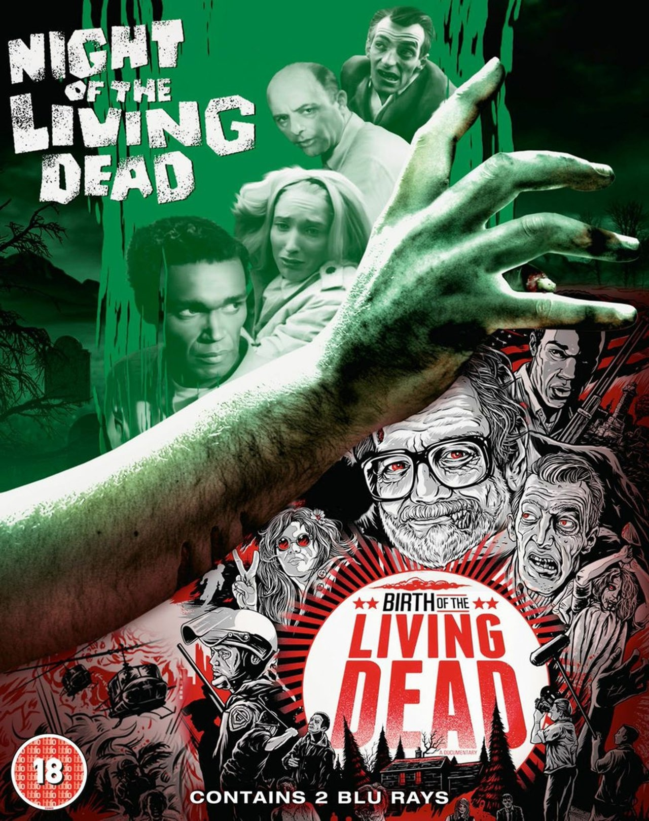 Birth of the Living Dead/Night of the Living Dead - 1