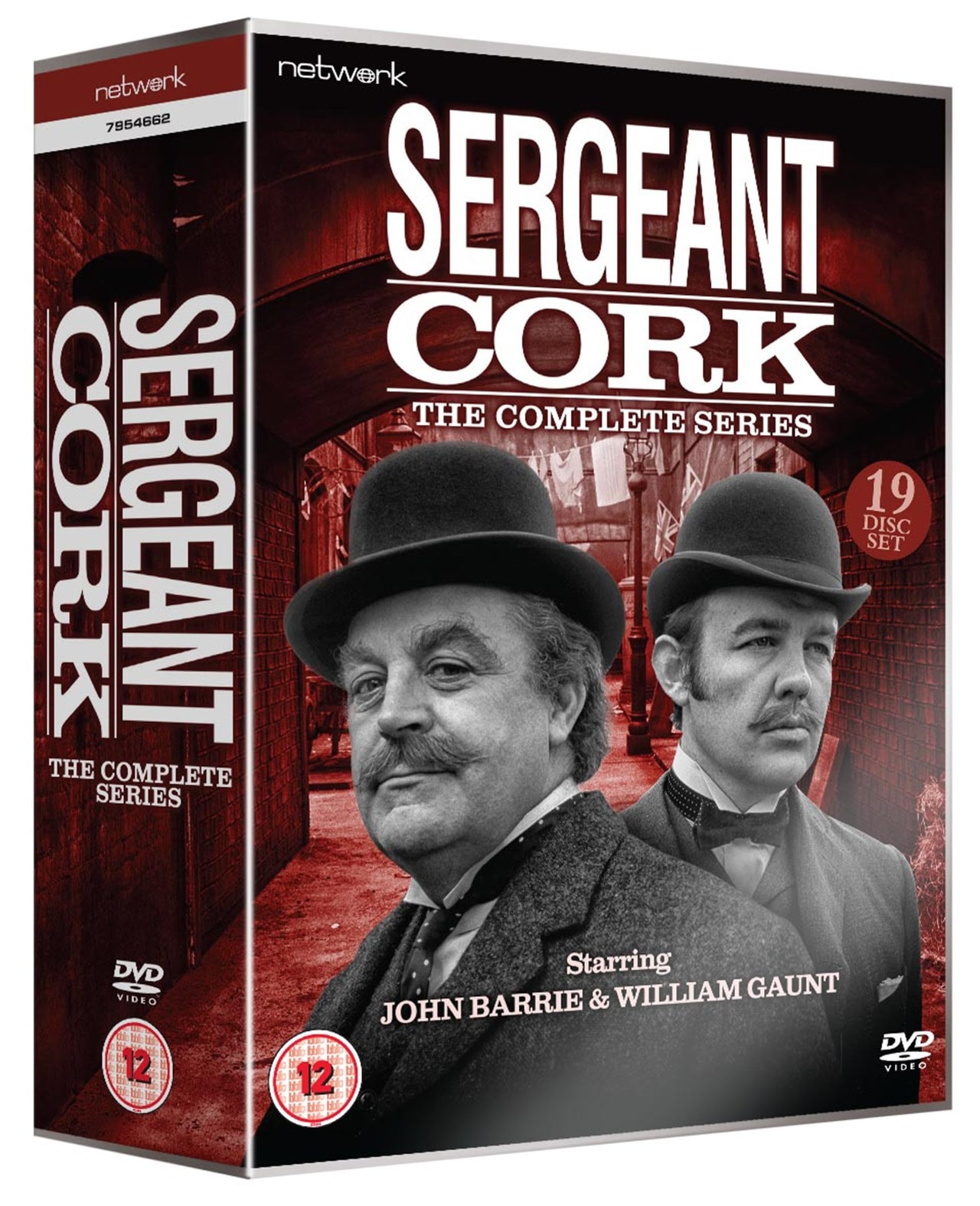 Sergeant Cork: The Complete Series - 2