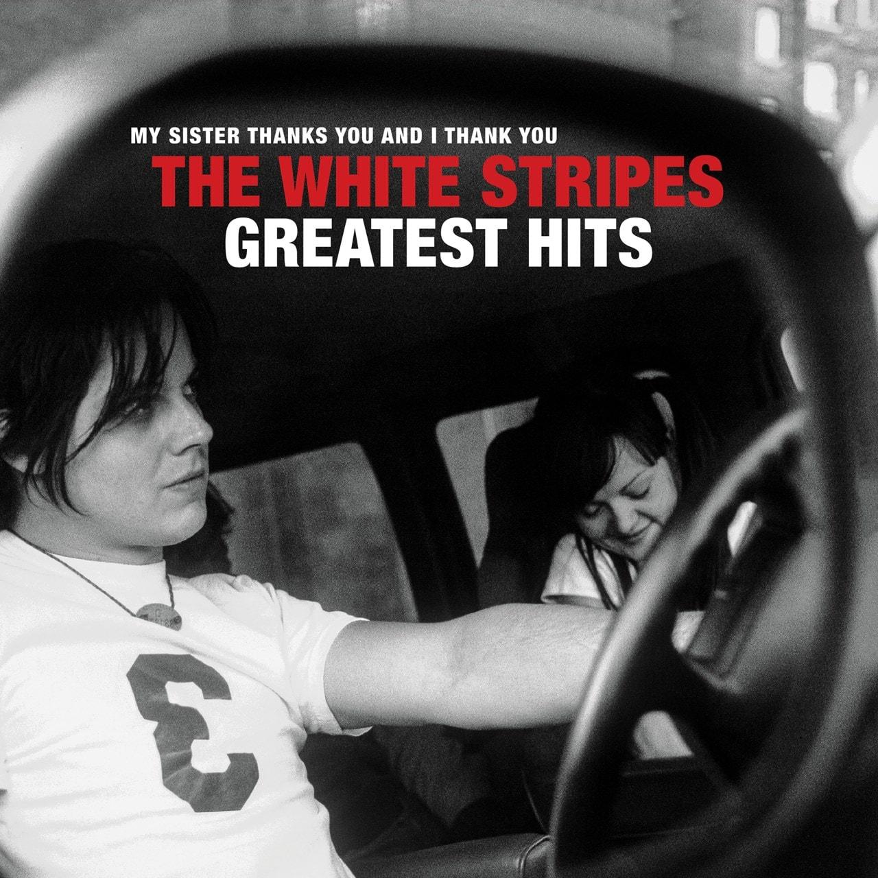 Greatest Hits - Includes hmv Exclusive Third Man Slip Mat - 1
