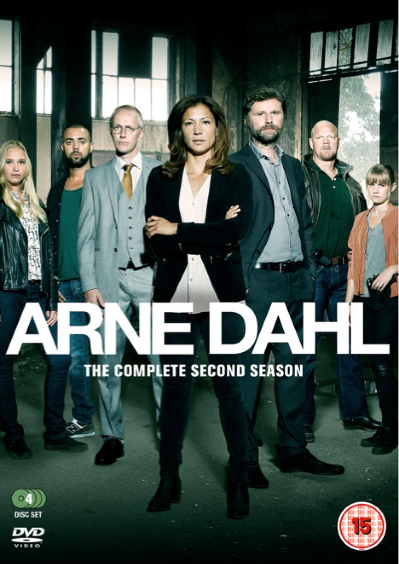 Arne Dahl: The Complete Second Season - 1