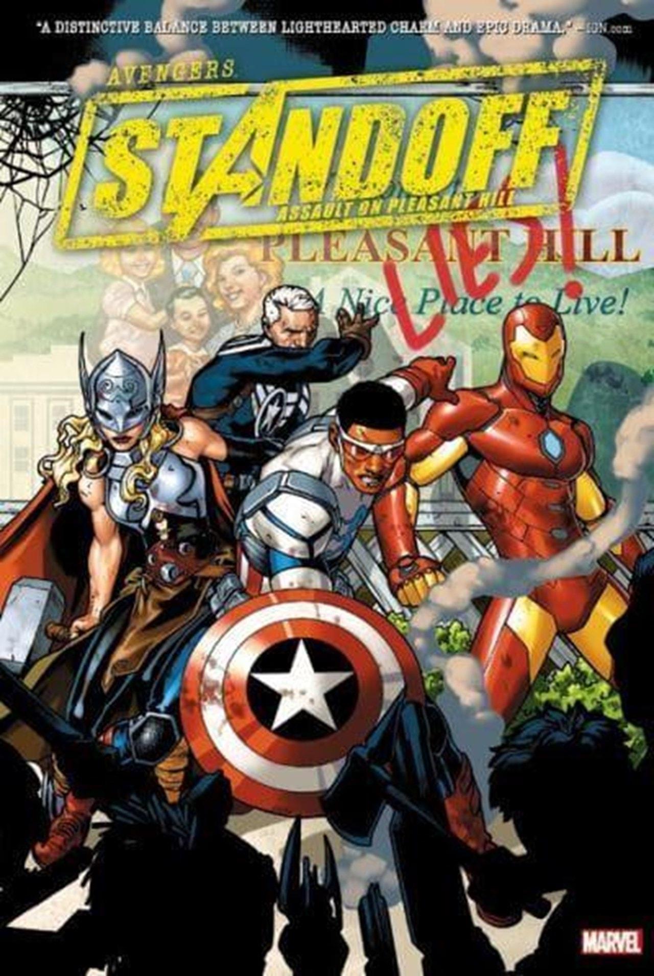 Avengers: Standoff - 1