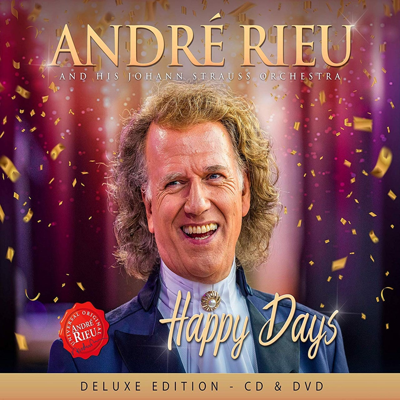 Andre Rieu and His Johann Strauss Orchestra: Happy Days - 1