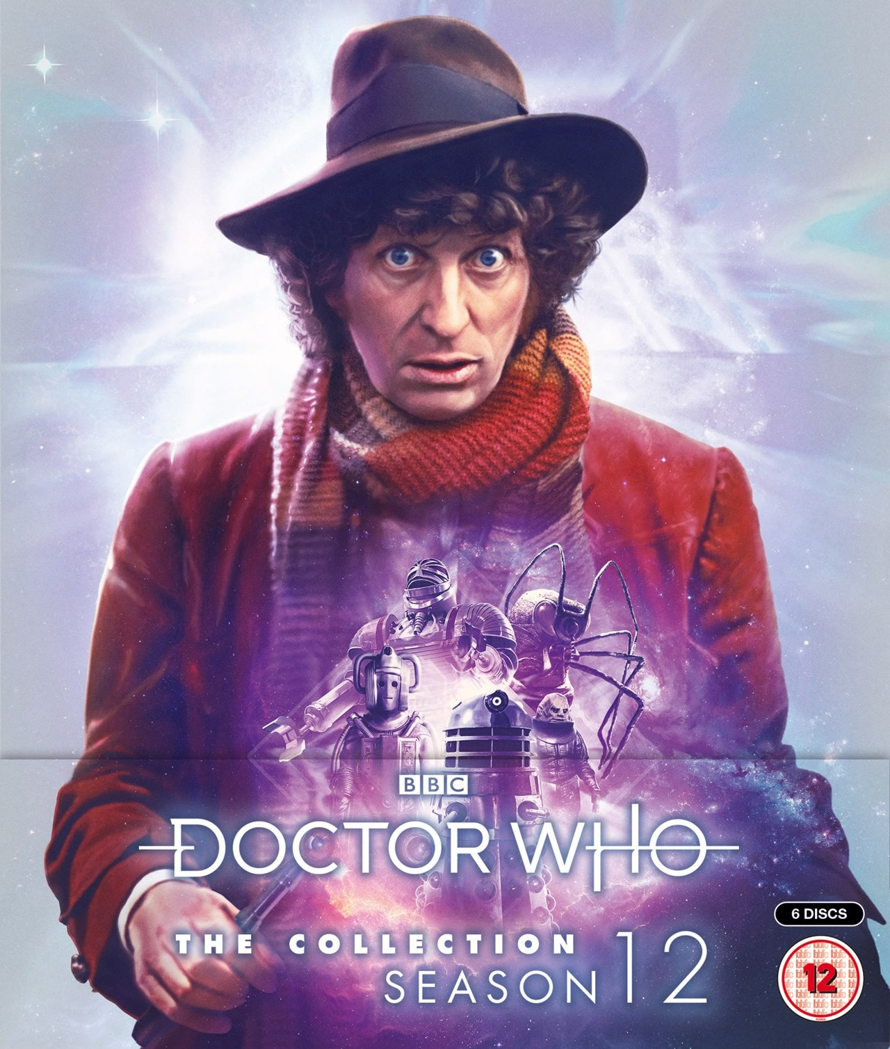 Doctor Who: The Collection - Season 12 Limited Edition Box Set - 1